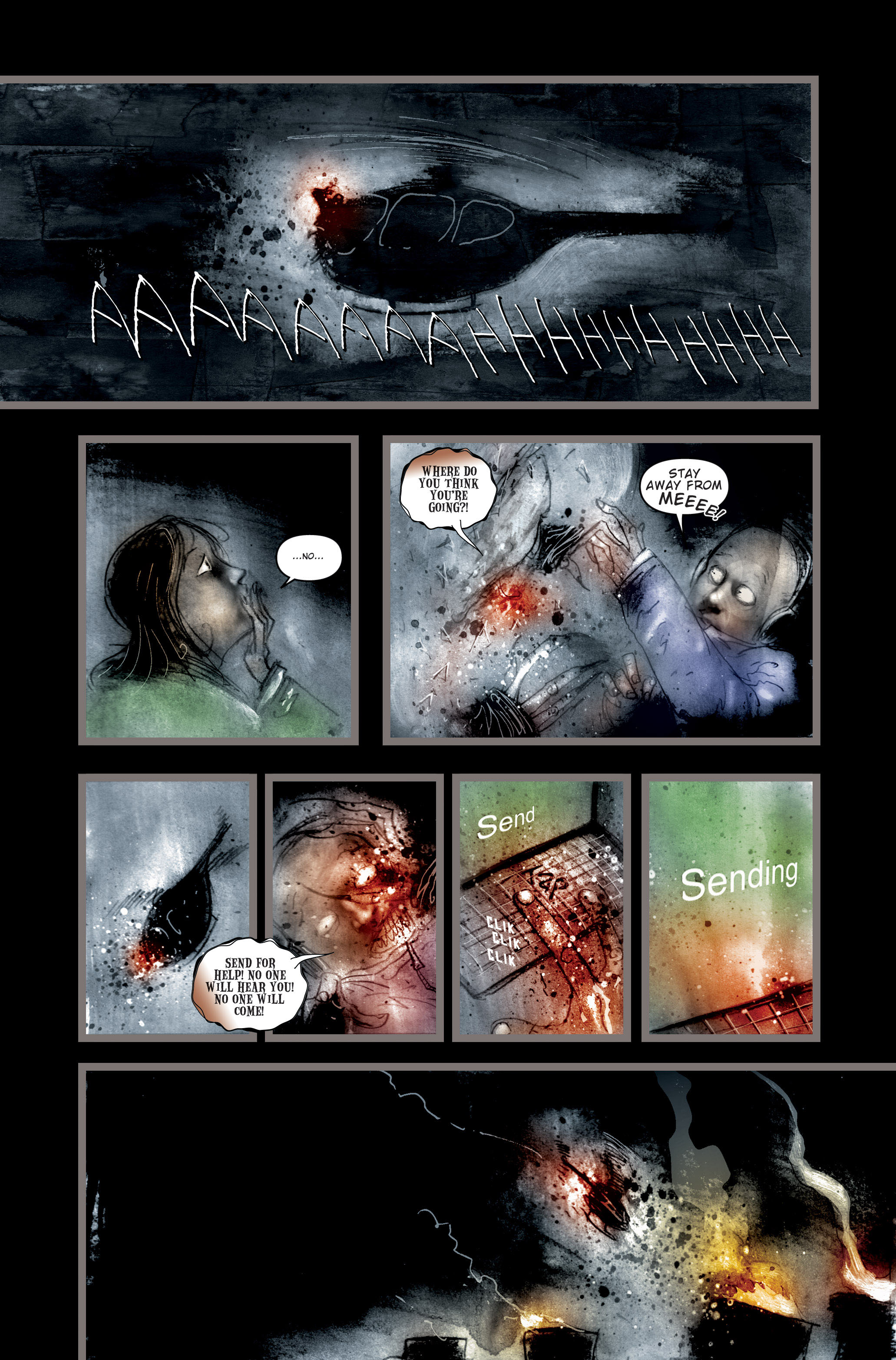 Read online 30 Days of Night (2002) comic -  Issue #3 - 12