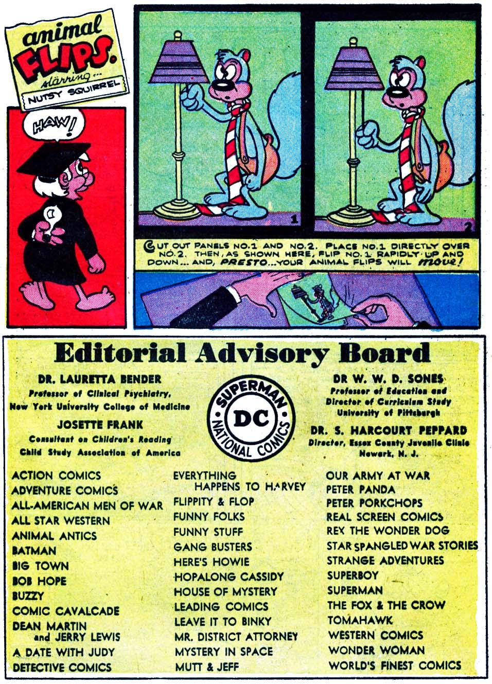Comic Cavalcade #63 - Read Comic Cavalcade Issue #63 Online | Full Page