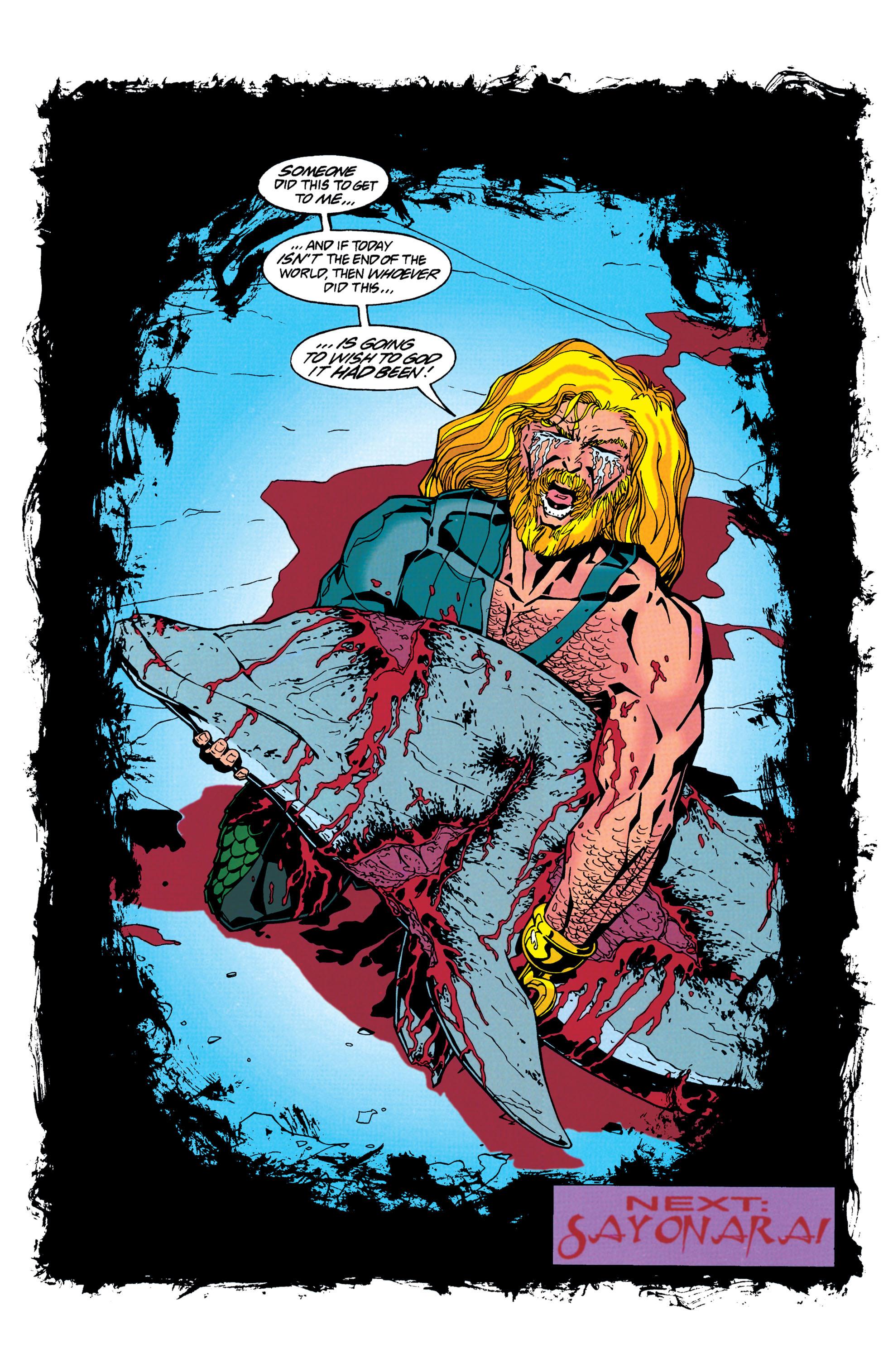 Read online Aquaman (1994) comic -  Issue #26 - 23