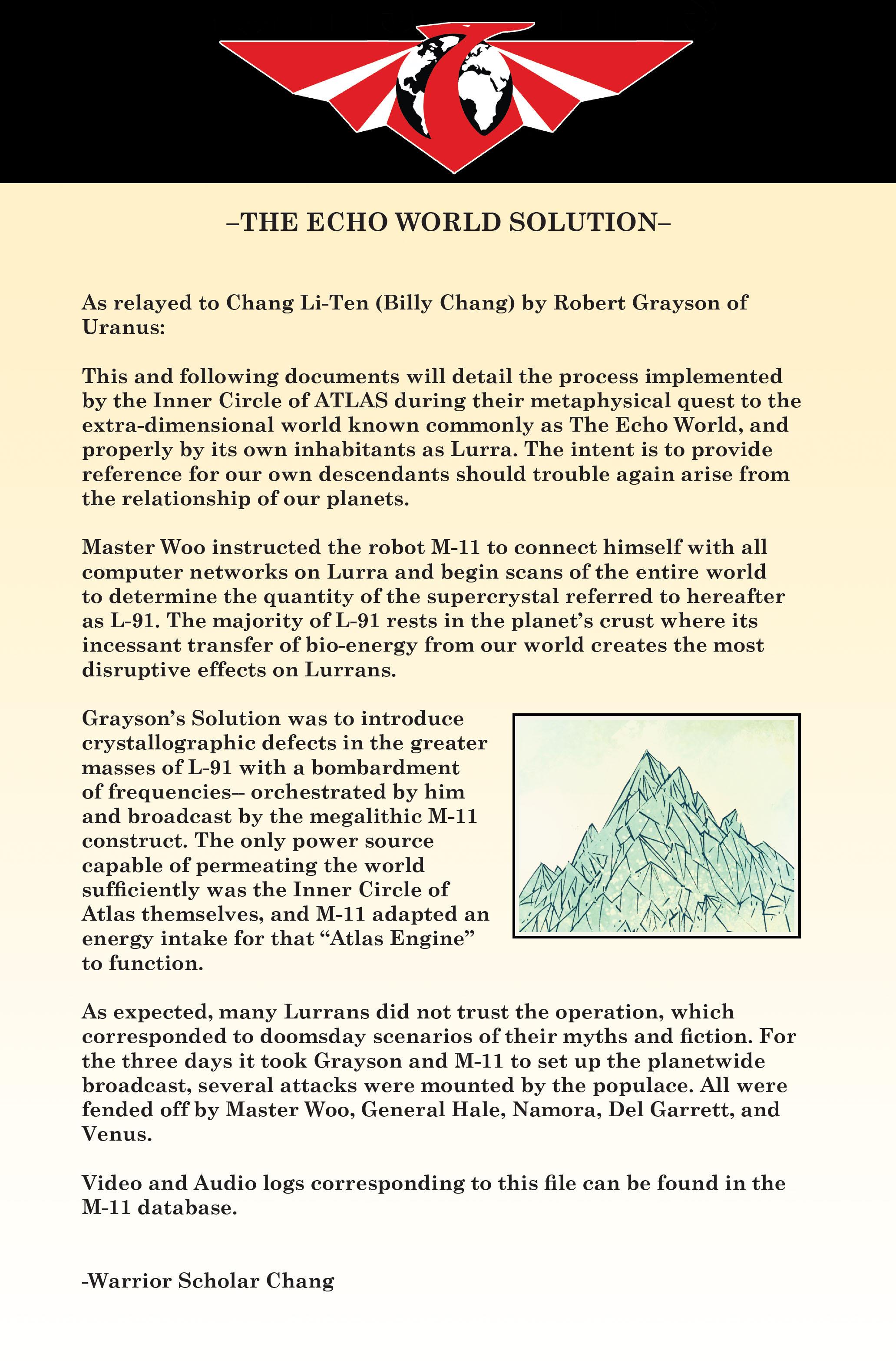 Read online Atlas comic -  Issue #5 - 21