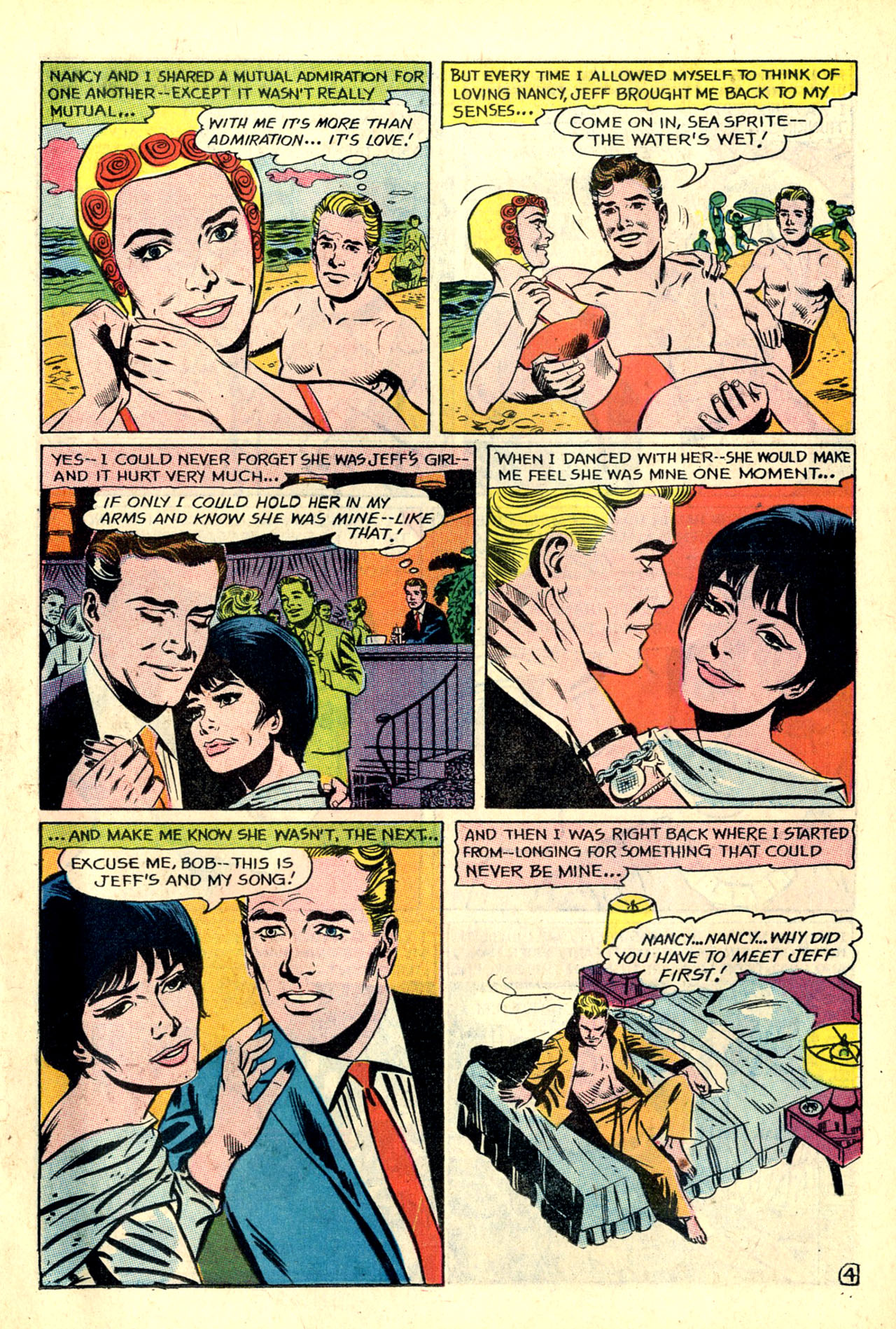 Read online Secret Hearts comic -  Issue #132 - 46