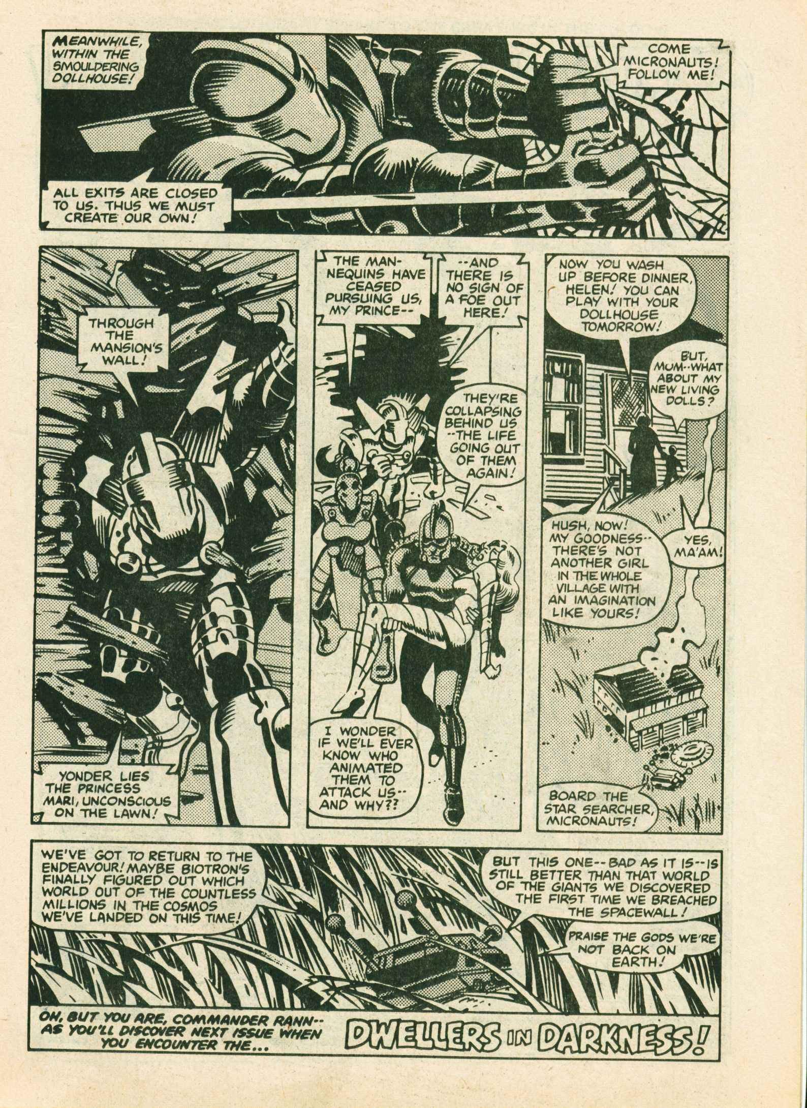 Read online Future Tense comic -  Issue #2 - 11