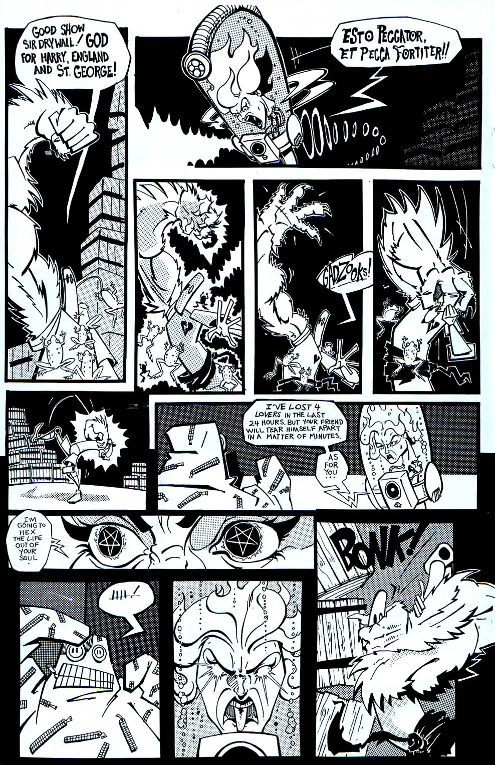 Read online Scud: The Disposable Assassin (1994) comic -  Issue #7 - 27