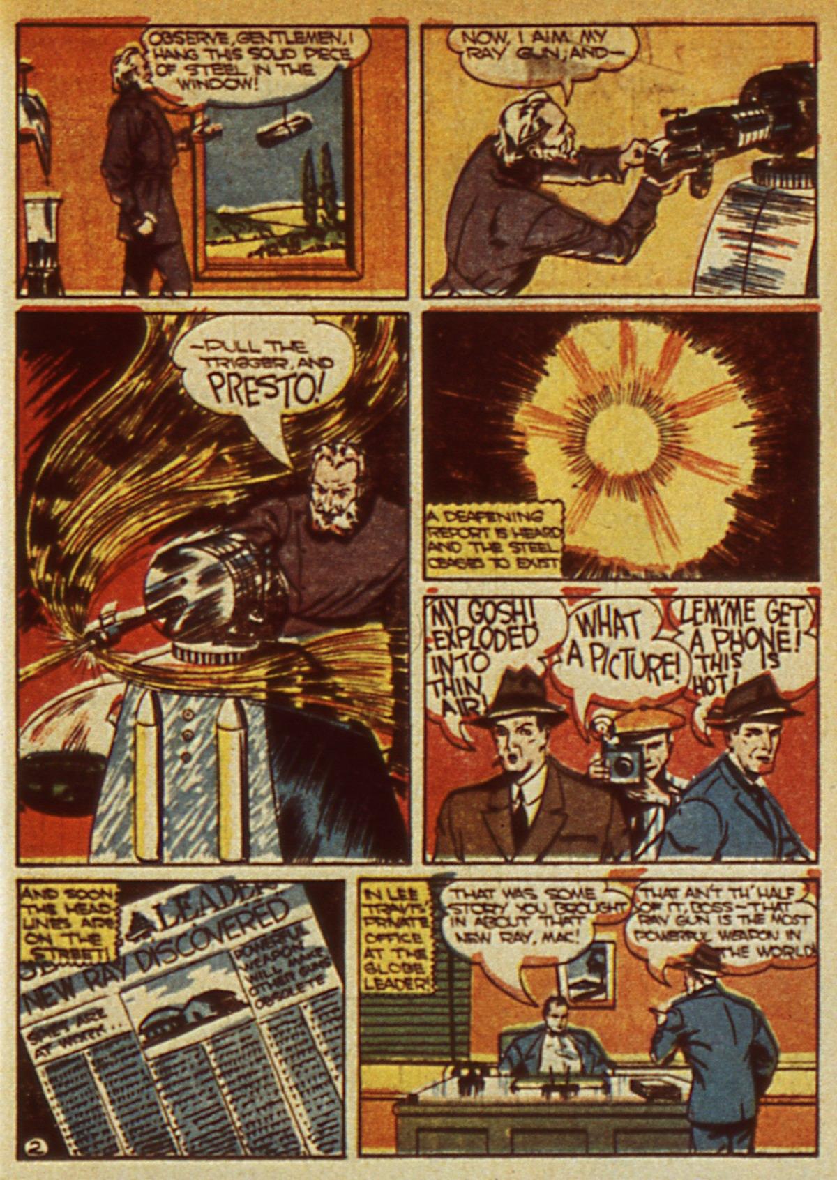 Read online Detective Comics (1937) comic -  Issue #45 - 31