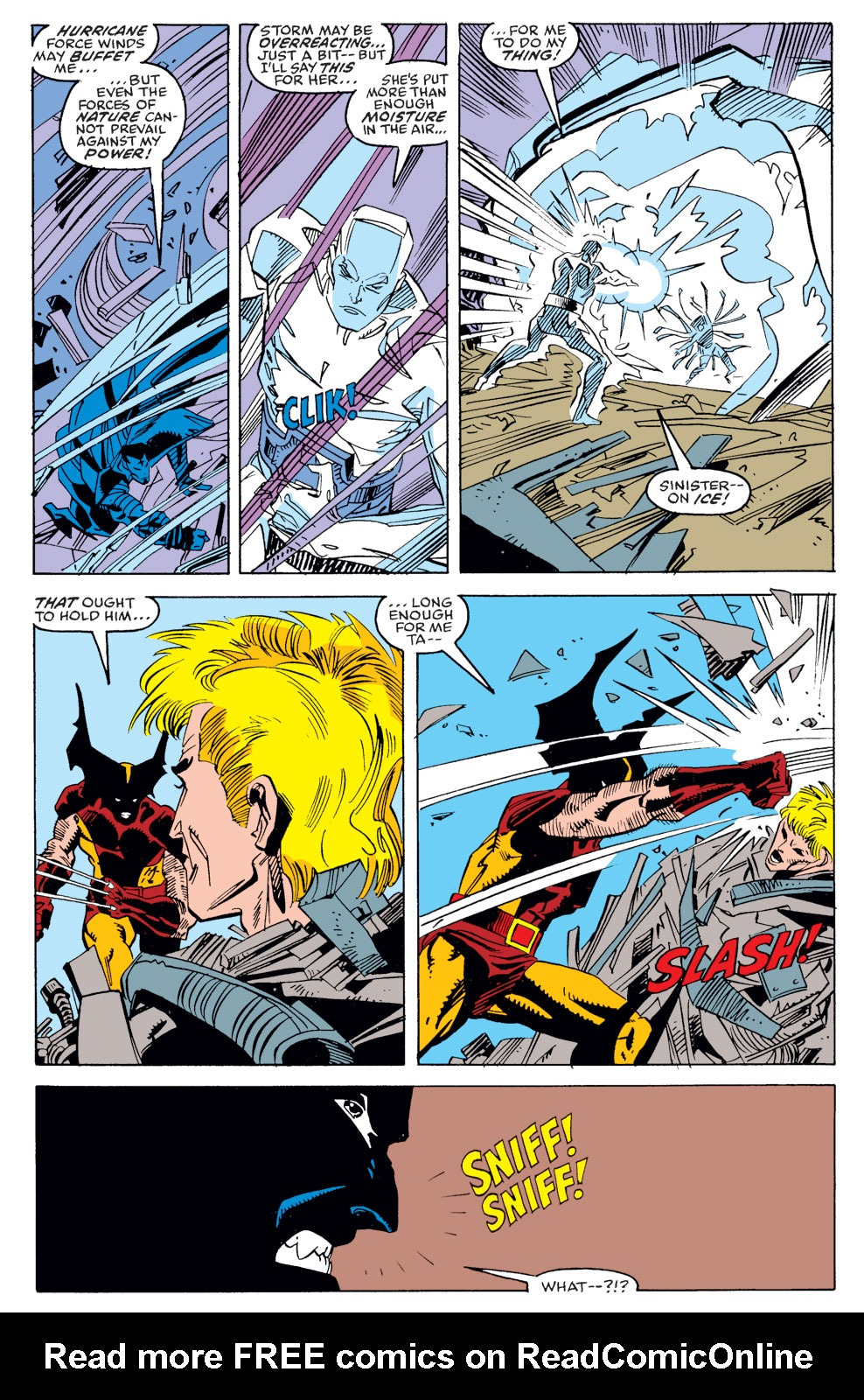 Read online X-Factor (1986) comic -  Issue #39 - 18