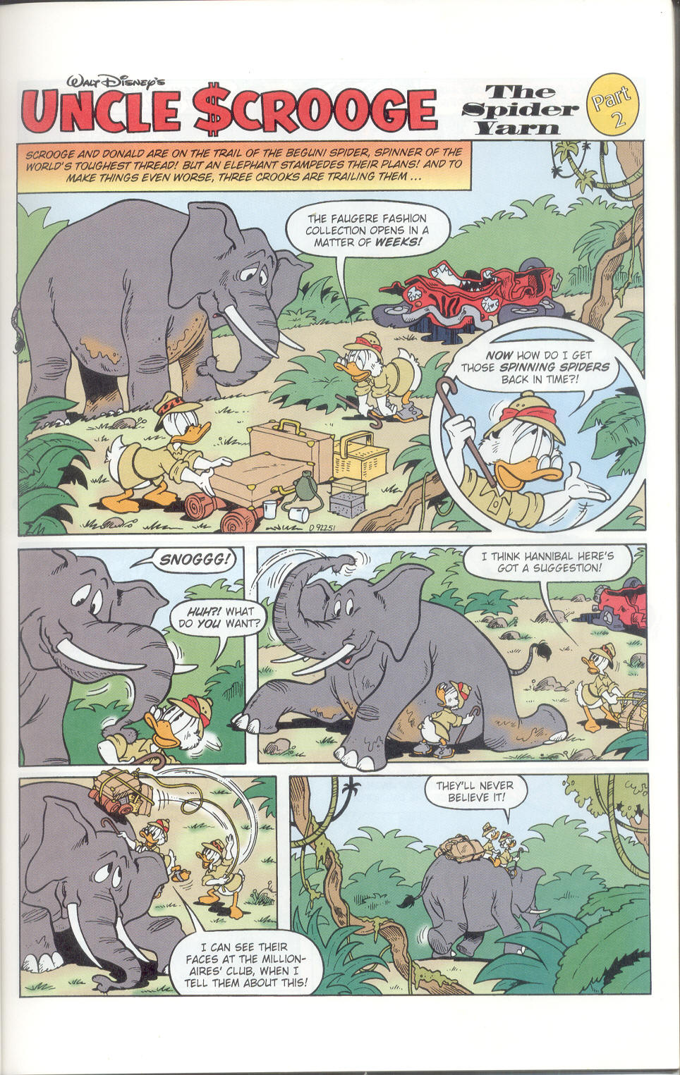 Read online Uncle Scrooge (1953) comic -  Issue #310 - 27