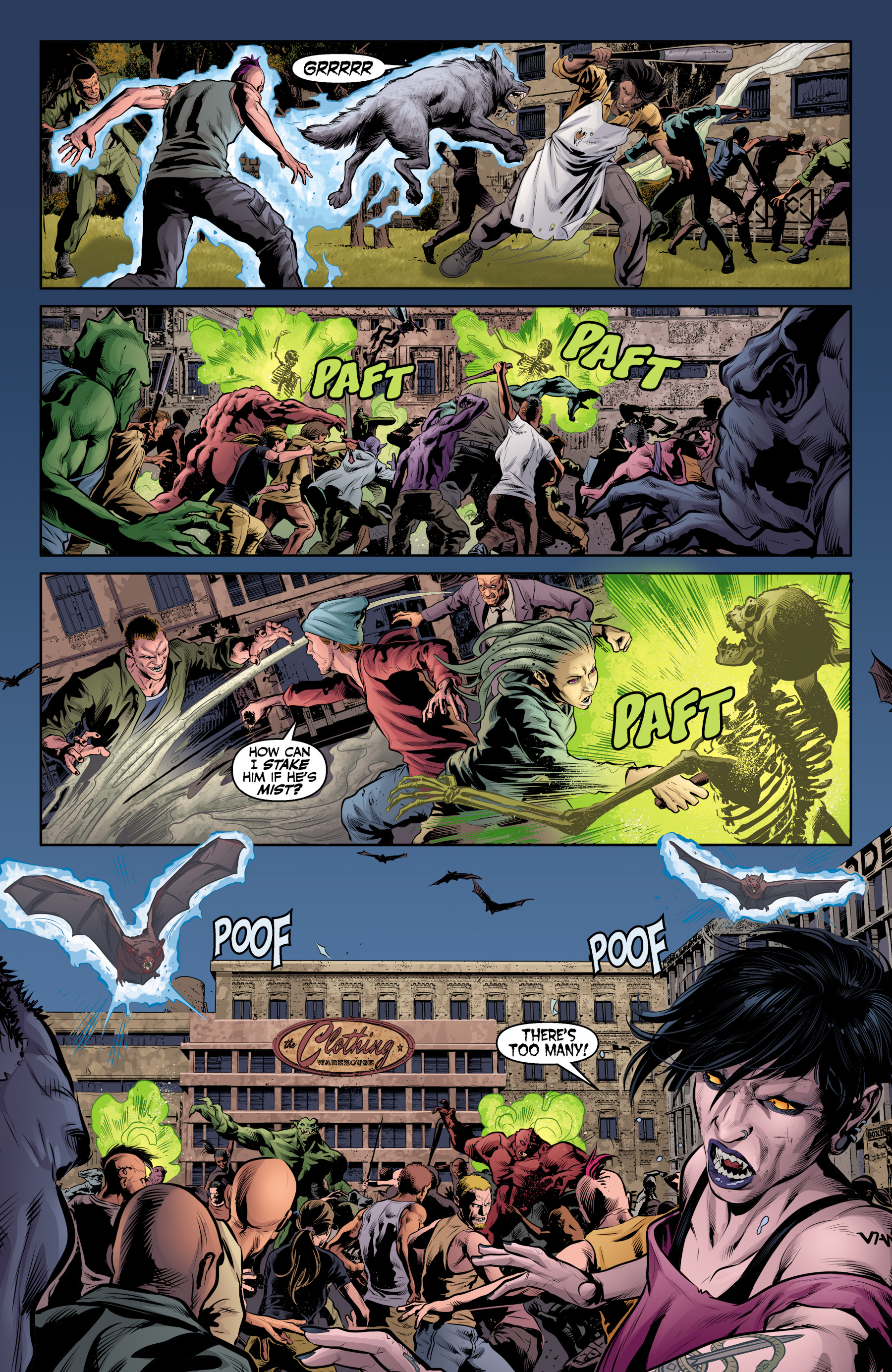 Read online Angel & Faith Season 10 comic -  Issue #25 - 9