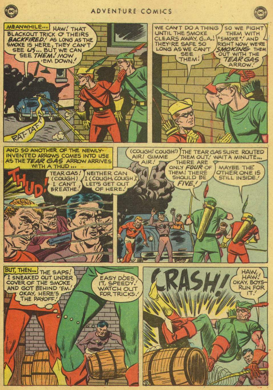Read online Adventure Comics (1938) comic -  Issue #150 - 47