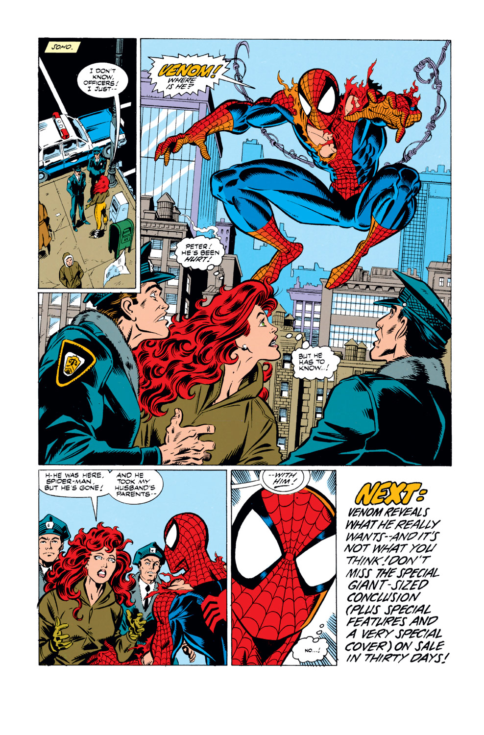 The Amazing Spider-Man (1963) 374 Page 22