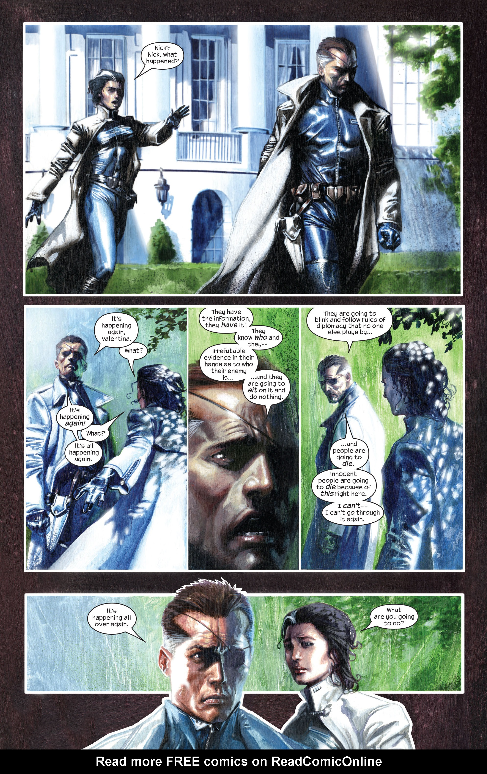 Read online Secret War comic -  Issue # Full - 26