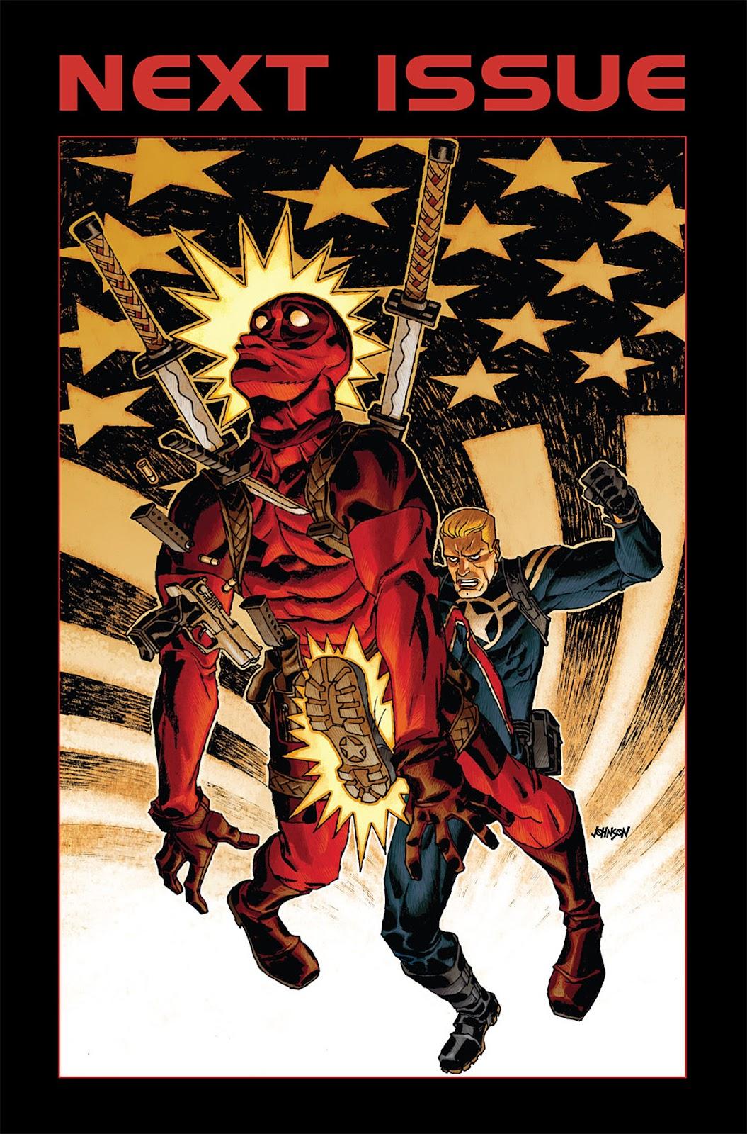 Read online Deadpool (2008) comic -  Issue #27 - 24