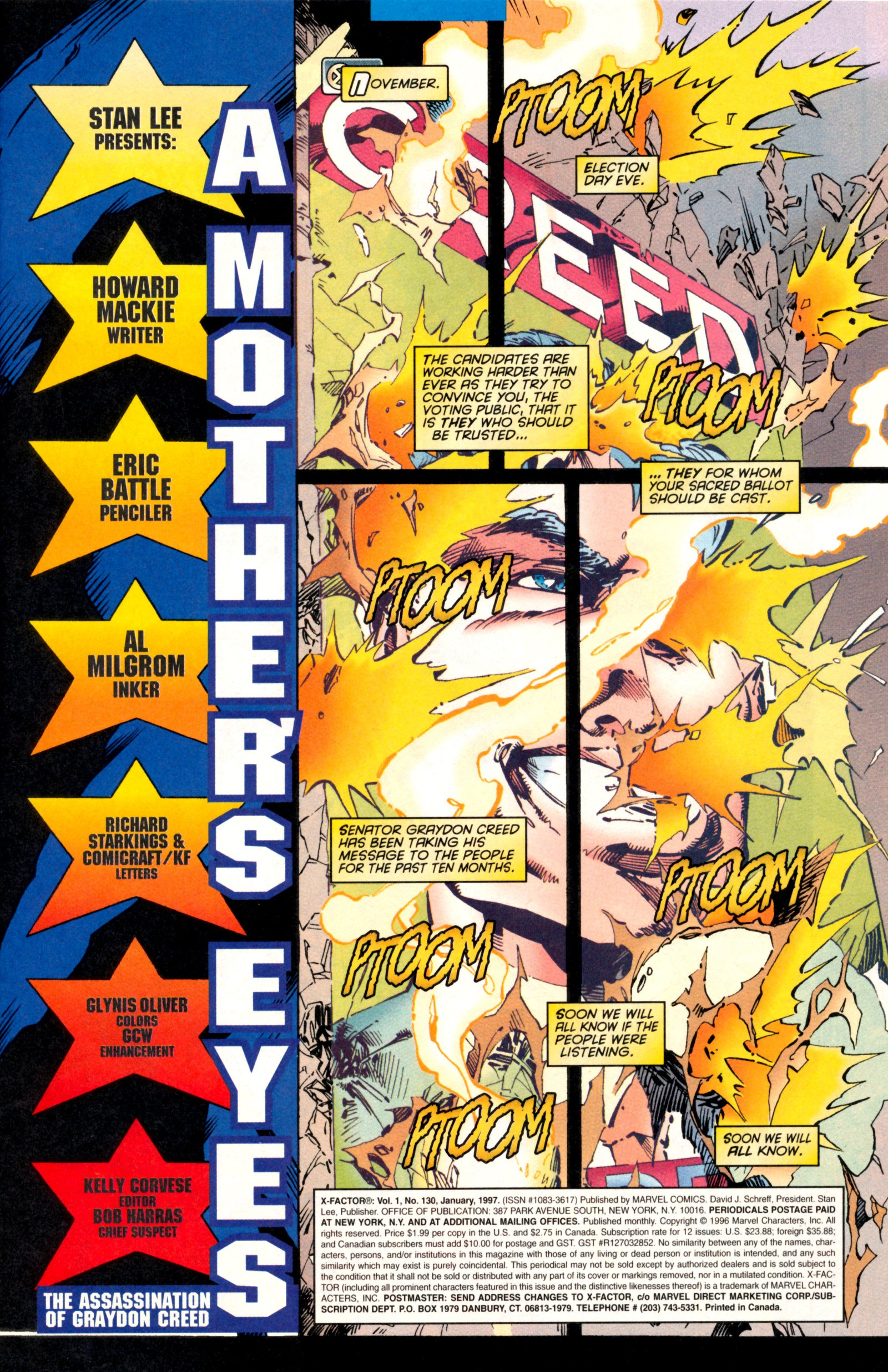 Read online X-Factor (1986) comic -  Issue #130 - 3