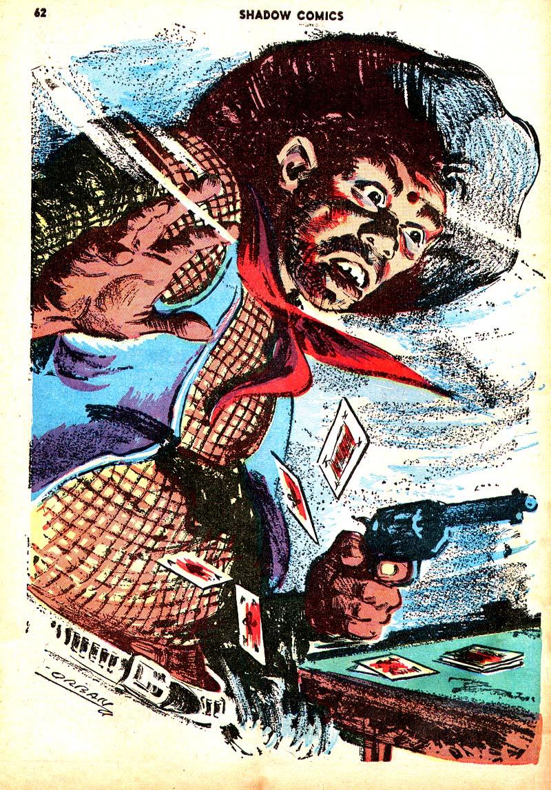 Read online Shadow Comics comic -  Issue #7 - 55