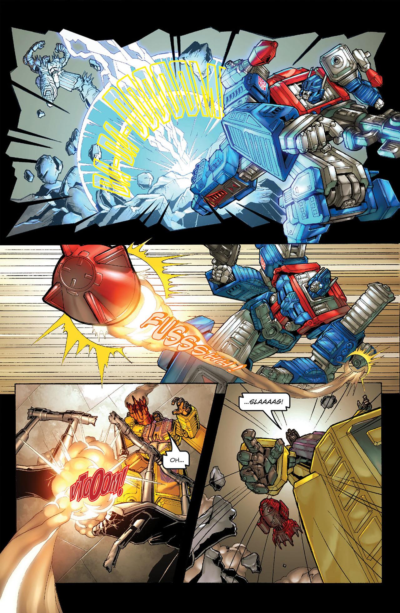 Read online Transformers Spotlight: Ultra Magnus comic -  Issue # Full - 7