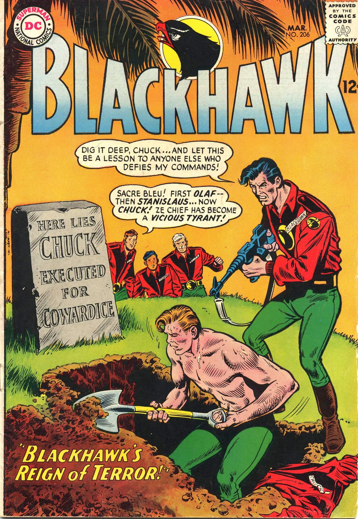 Blackhawk (1957) 206 Page 2