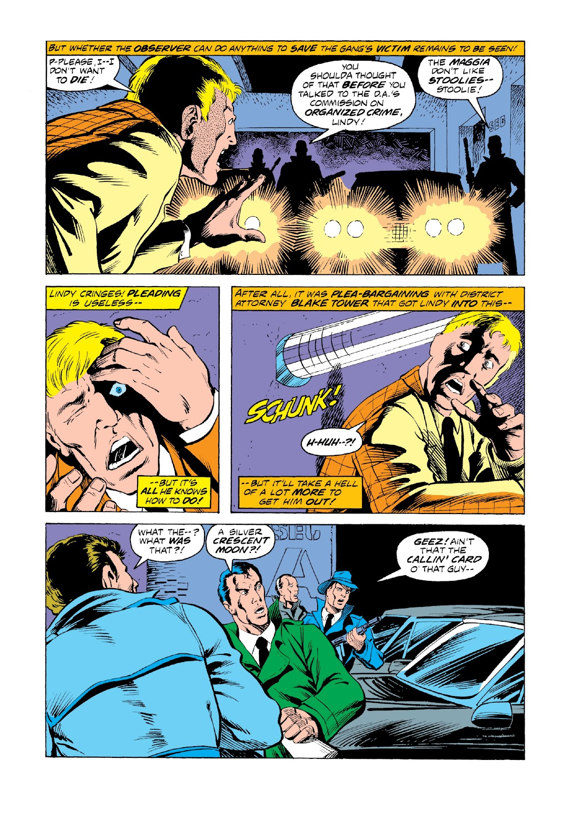 Read online Marvel Masterworks: The Spectacular Spider-Man comic -  Issue # TPB 2 (Part 2) - 19