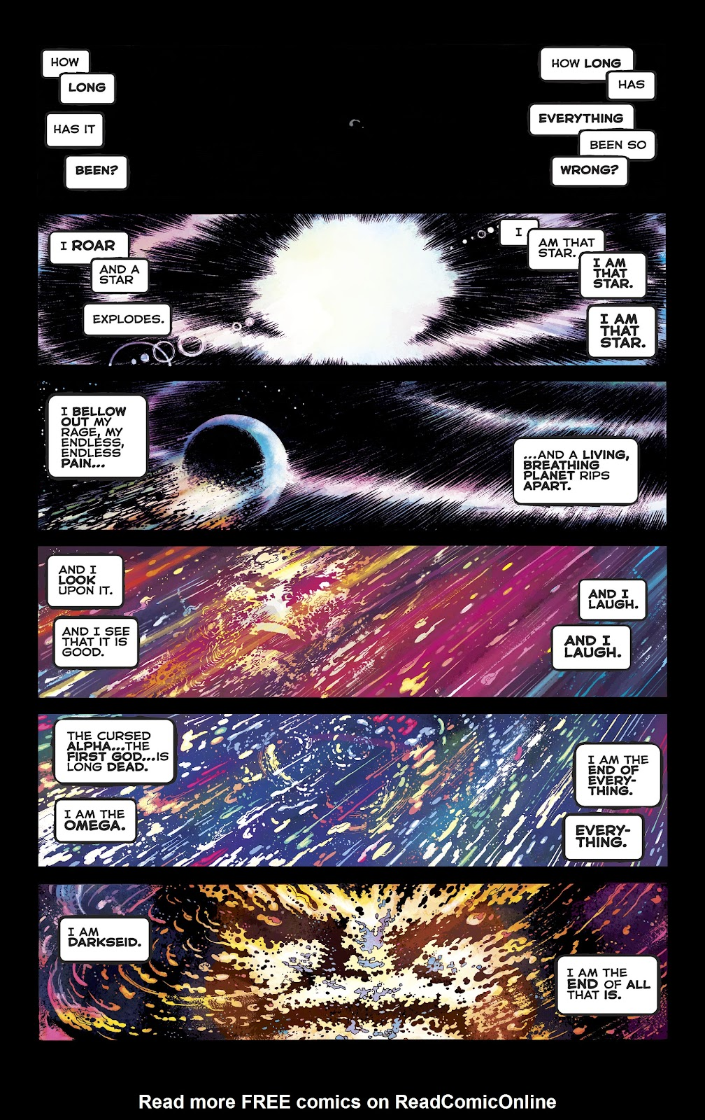 Dark Knight Returns: The Golden Child issue Full - Page 28