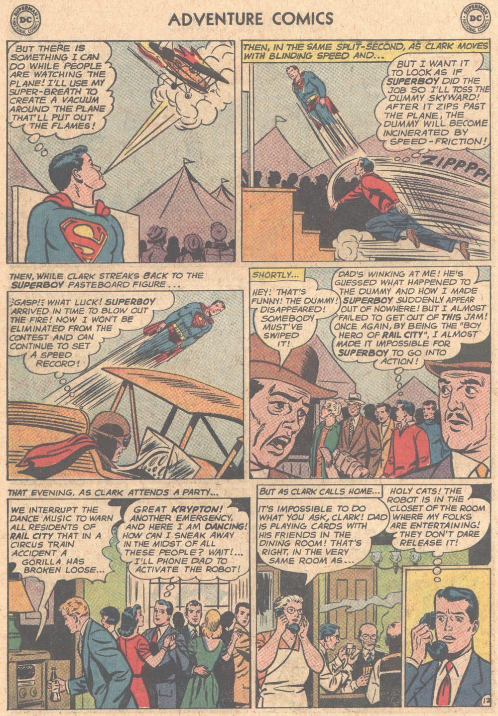 Read online Adventure Comics (1938) comic -  Issue #305 - 13