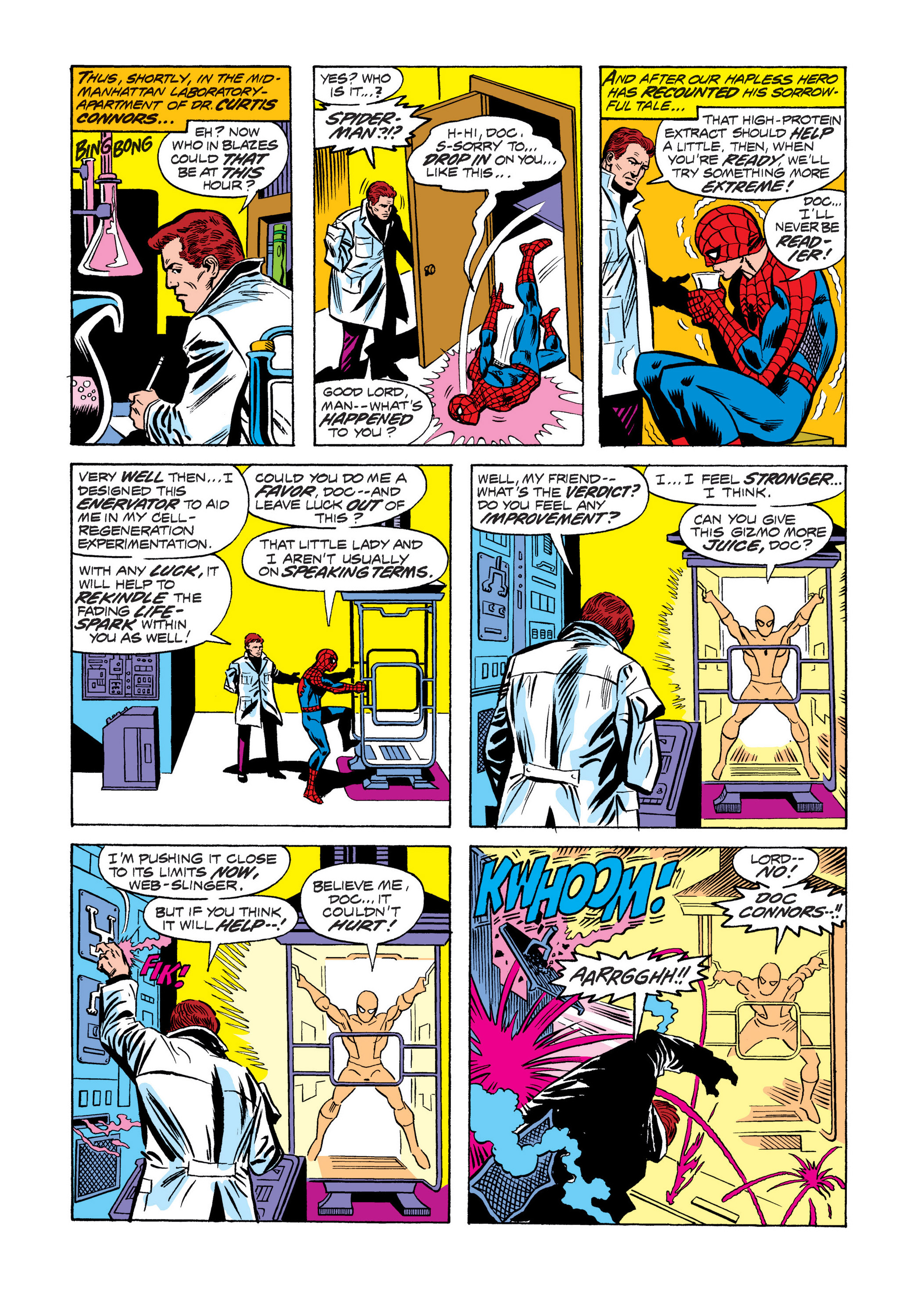 The Amazing Spider-Man (1963) 164 Page 8
