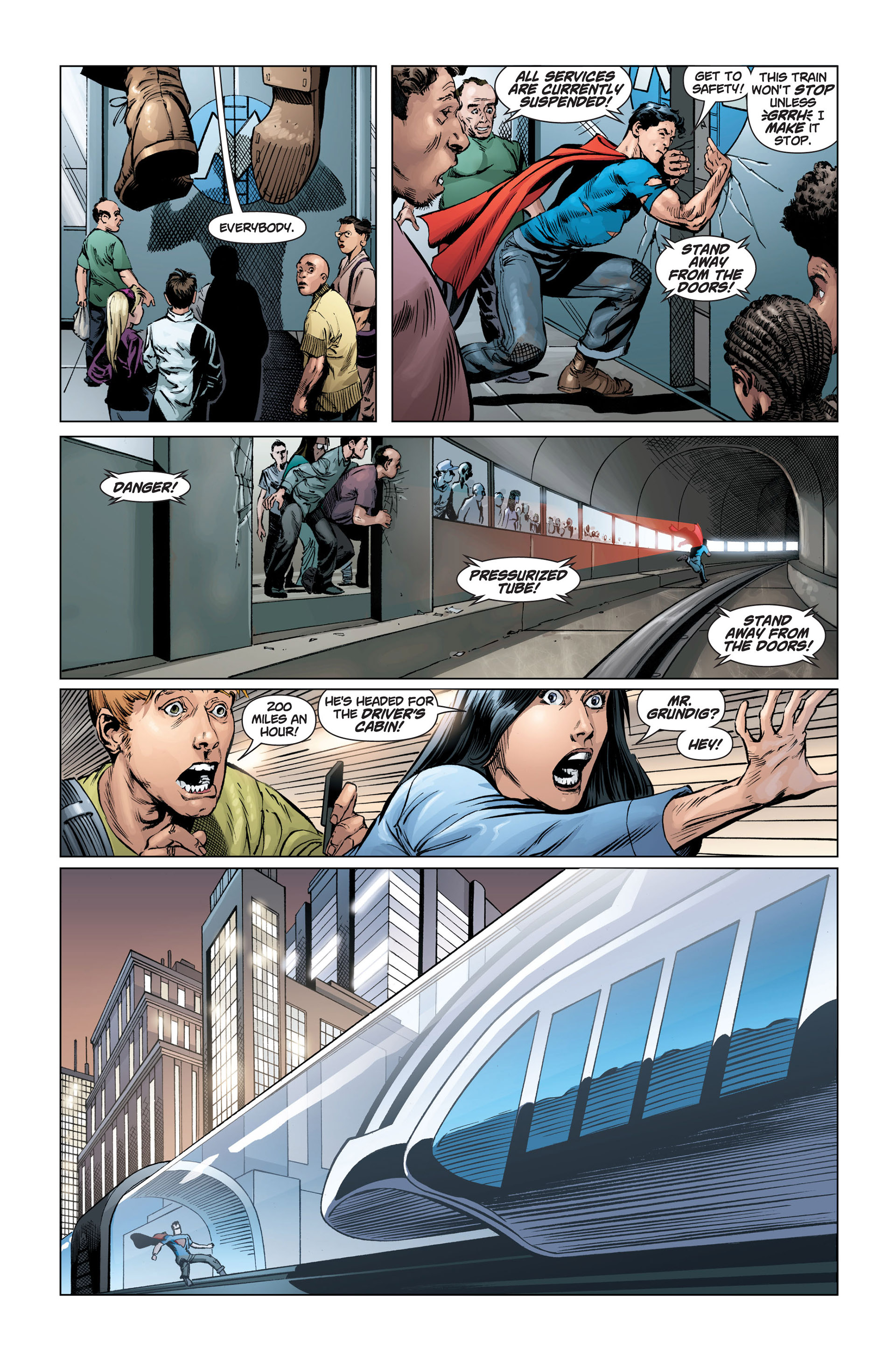 Read online Action Comics (2011) comic -  Issue #1 - 29