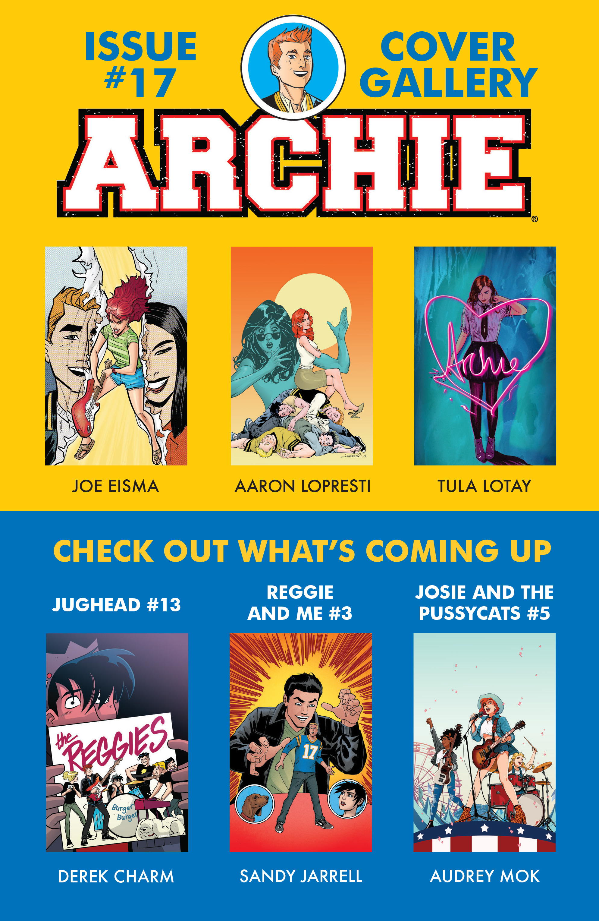 Read online Archie (2015) comic -  Issue #17 - 29