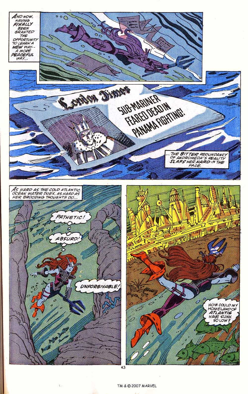 Iron Man Annual issue 10 - Page 45