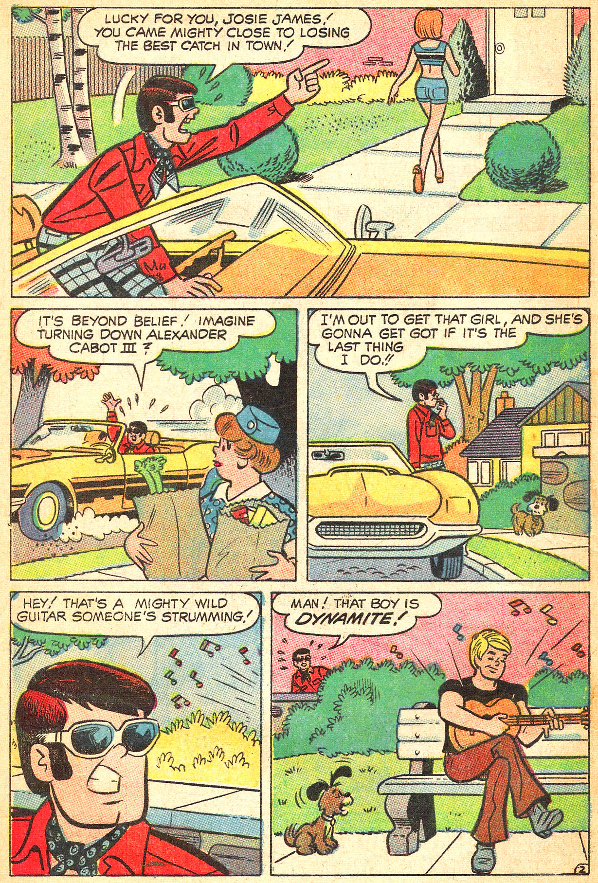 Read online She's Josie comic -  Issue #42 - 4