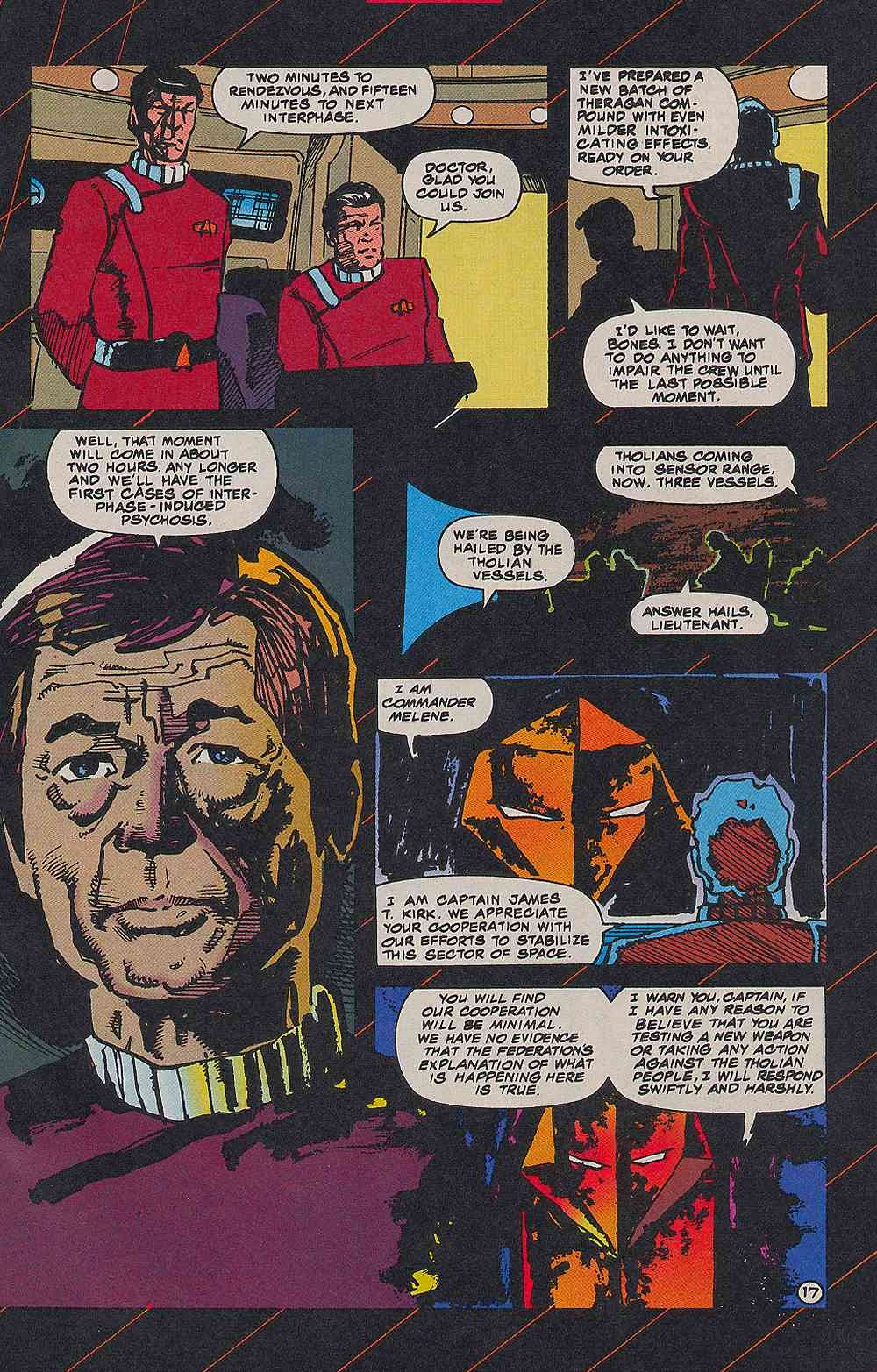 Read online Star Trek (1989) comic -  Issue # _Special 2 - 20