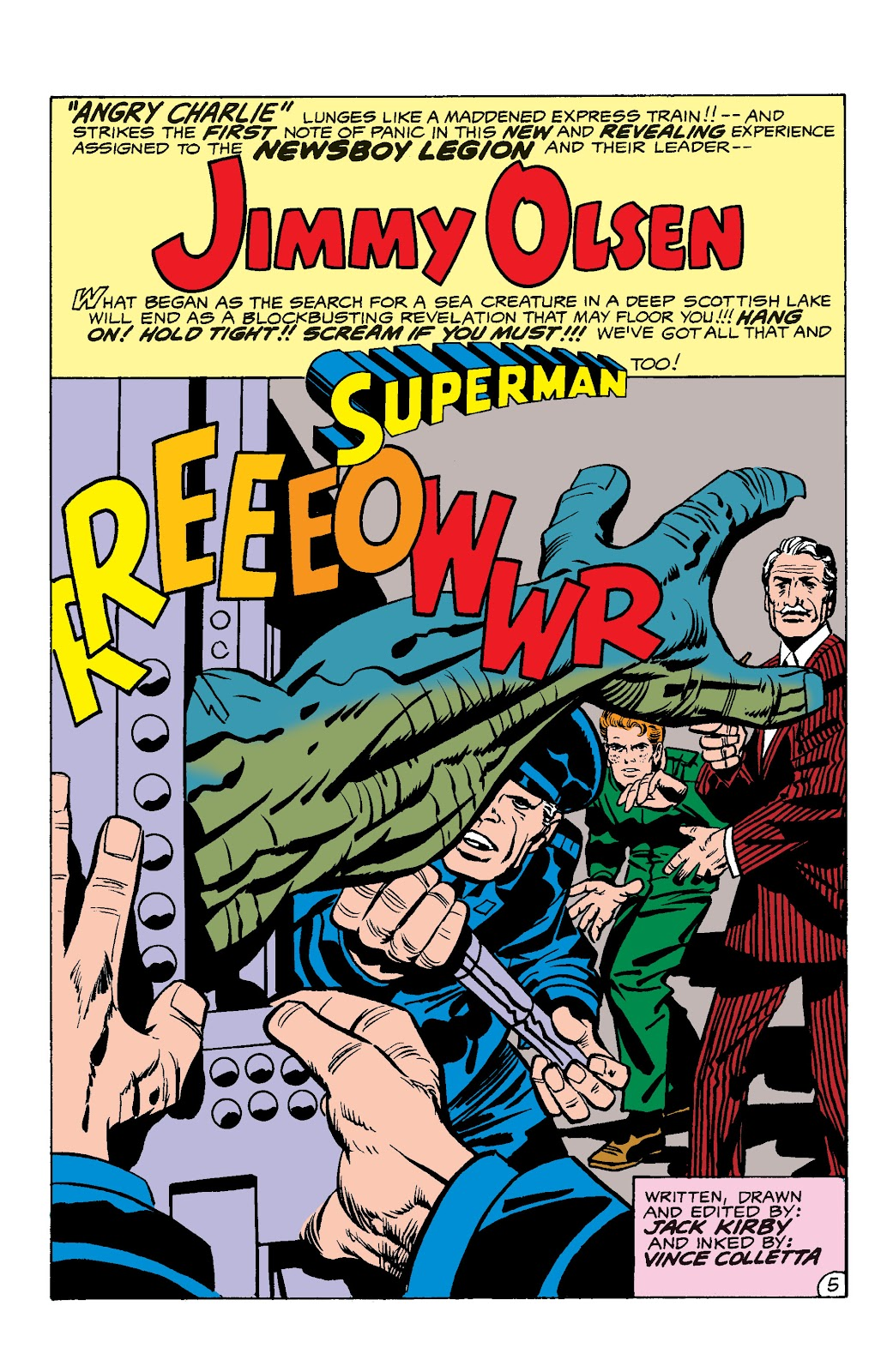 Read online Superman's Pal, Jimmy Olsen by Jack Kirby comic -  Issue # TPB (Part 3) - 67