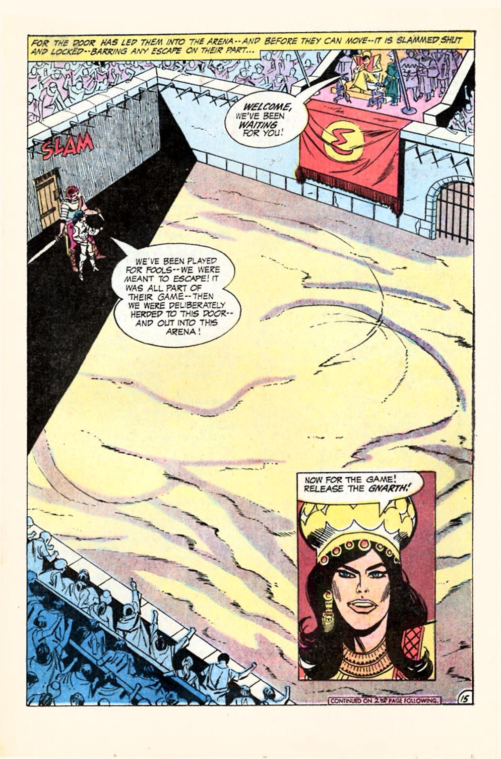 Read online Wonder Woman (1942) comic -  Issue #190 - 19