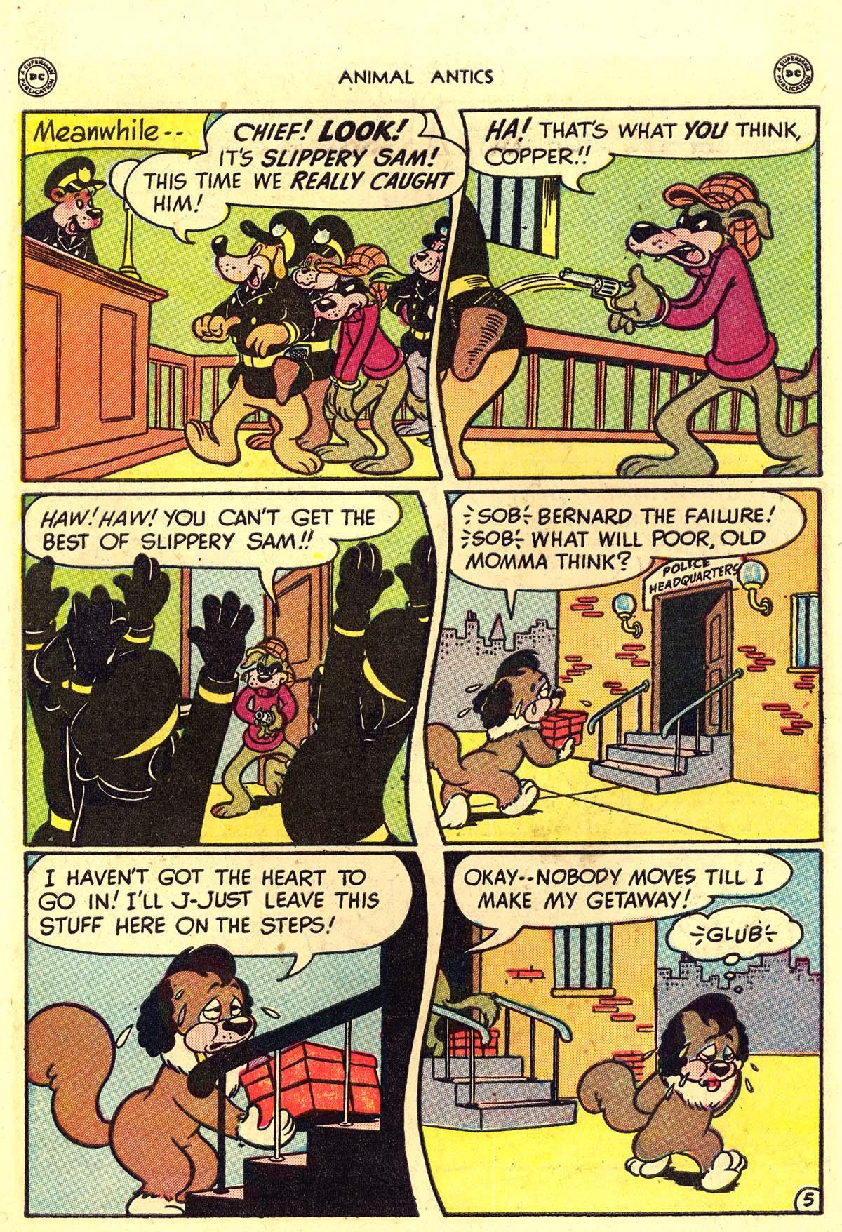 Read online Animal Antics comic -  Issue #22 - 14