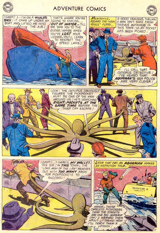 Read online Adventure Comics (1938) comic -  Issue #264 - 20