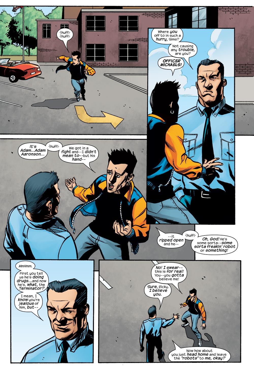 Read online Machine Teen comic -  Issue #2 - 22