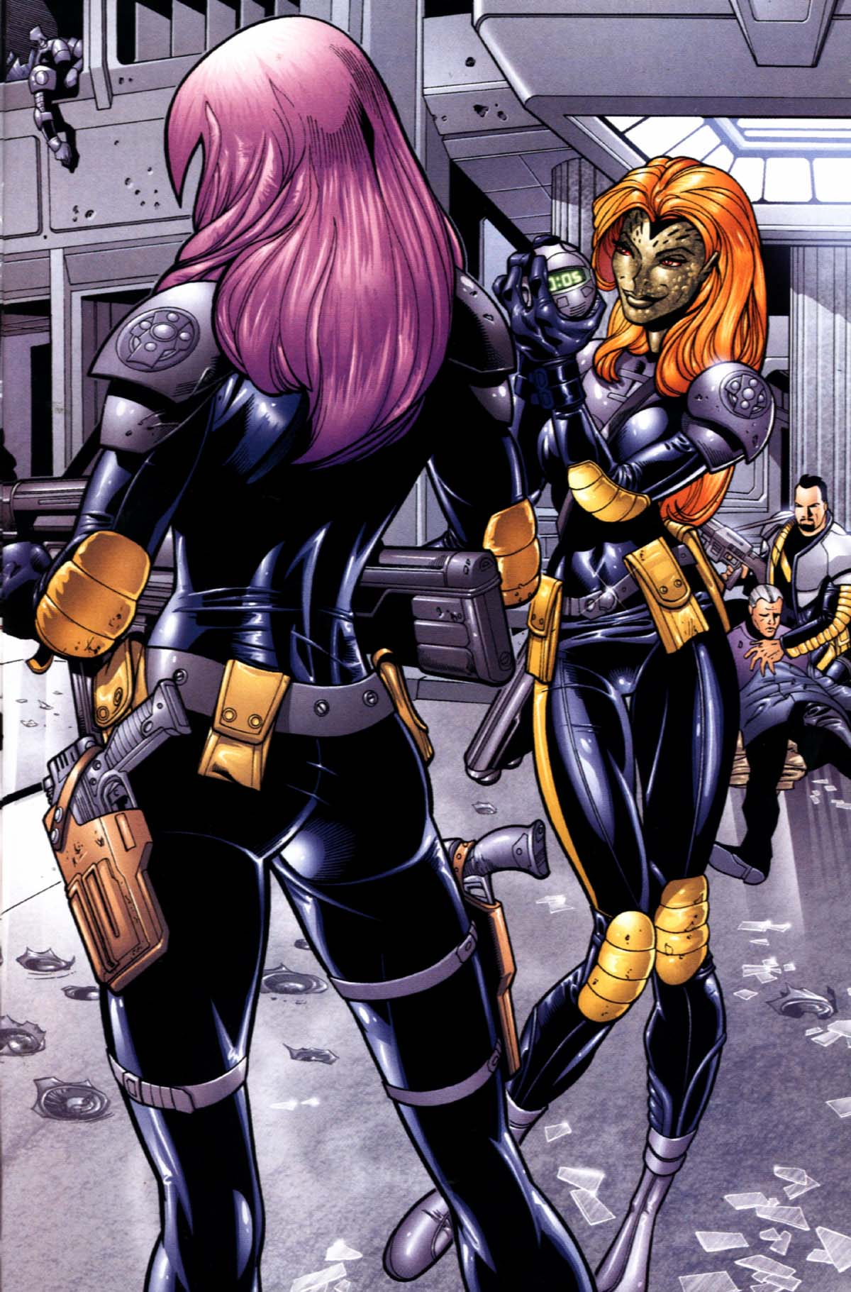Read online Sigil (2000) comic -  Issue #22 - 7