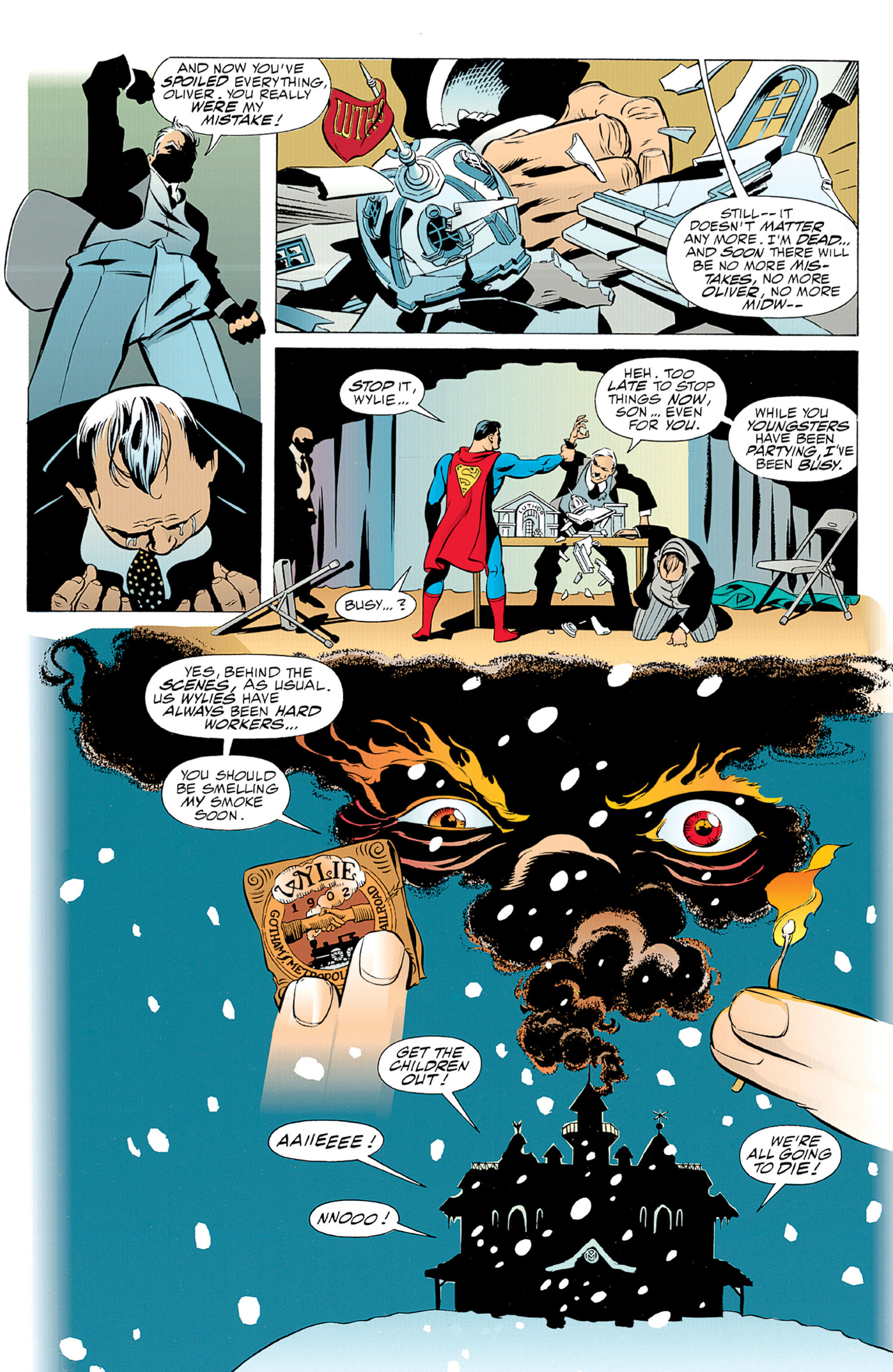 Read online World's Finest (1990) comic -  Issue #2 - 43