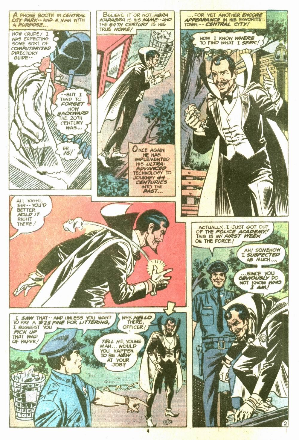 Read online Adventure Comics (1938) comic -  Issue #464 - 4