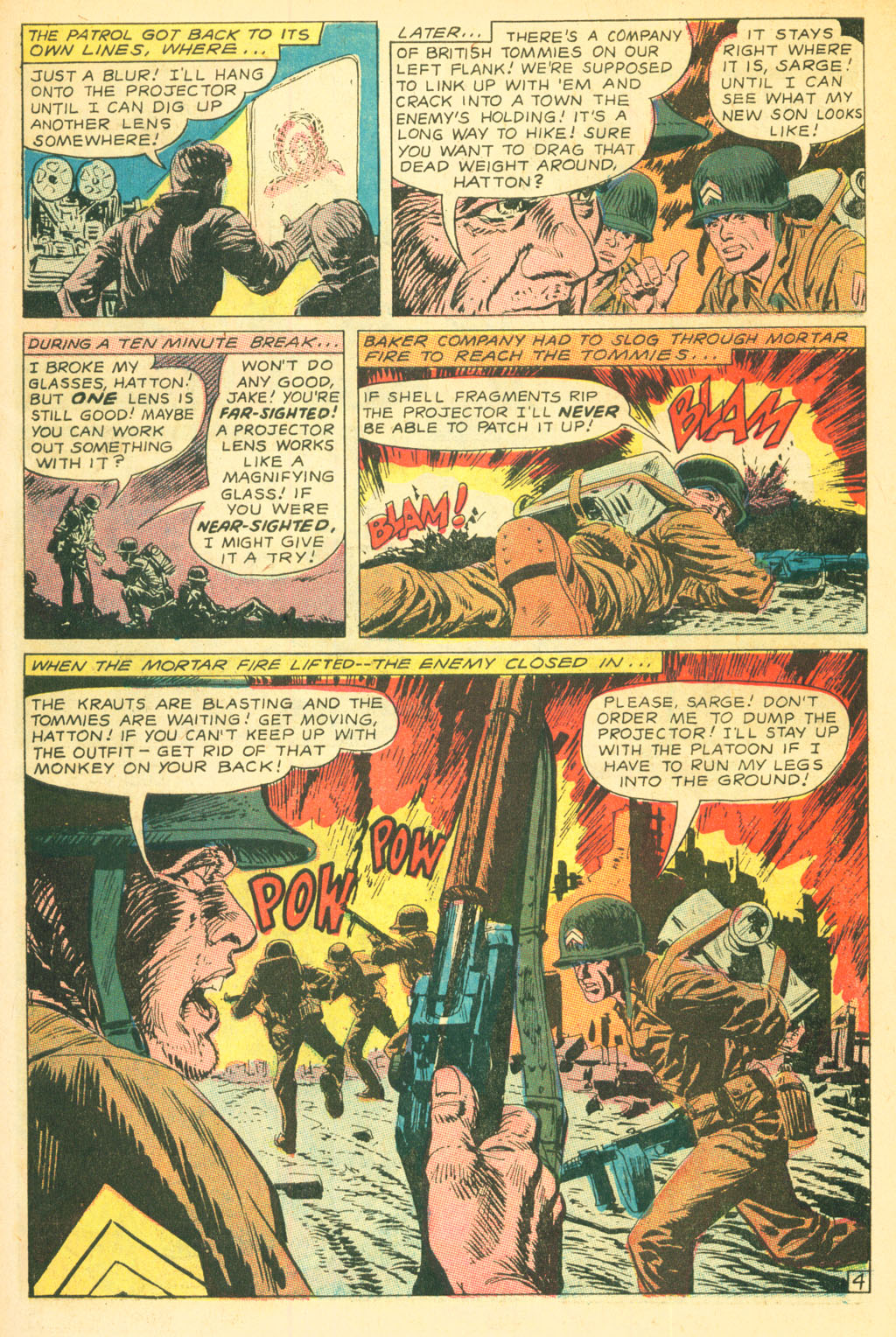 Our Fighting Forces (1954) issue 111 - Page 27