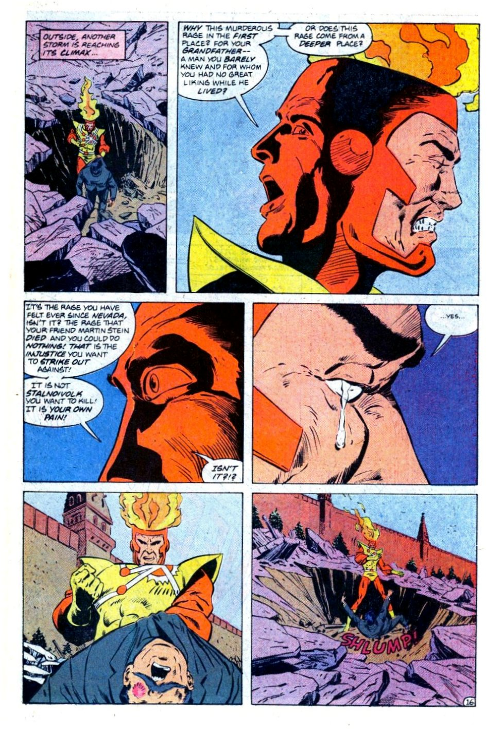 Firestorm, the Nuclear Man issue 73 - Page 17