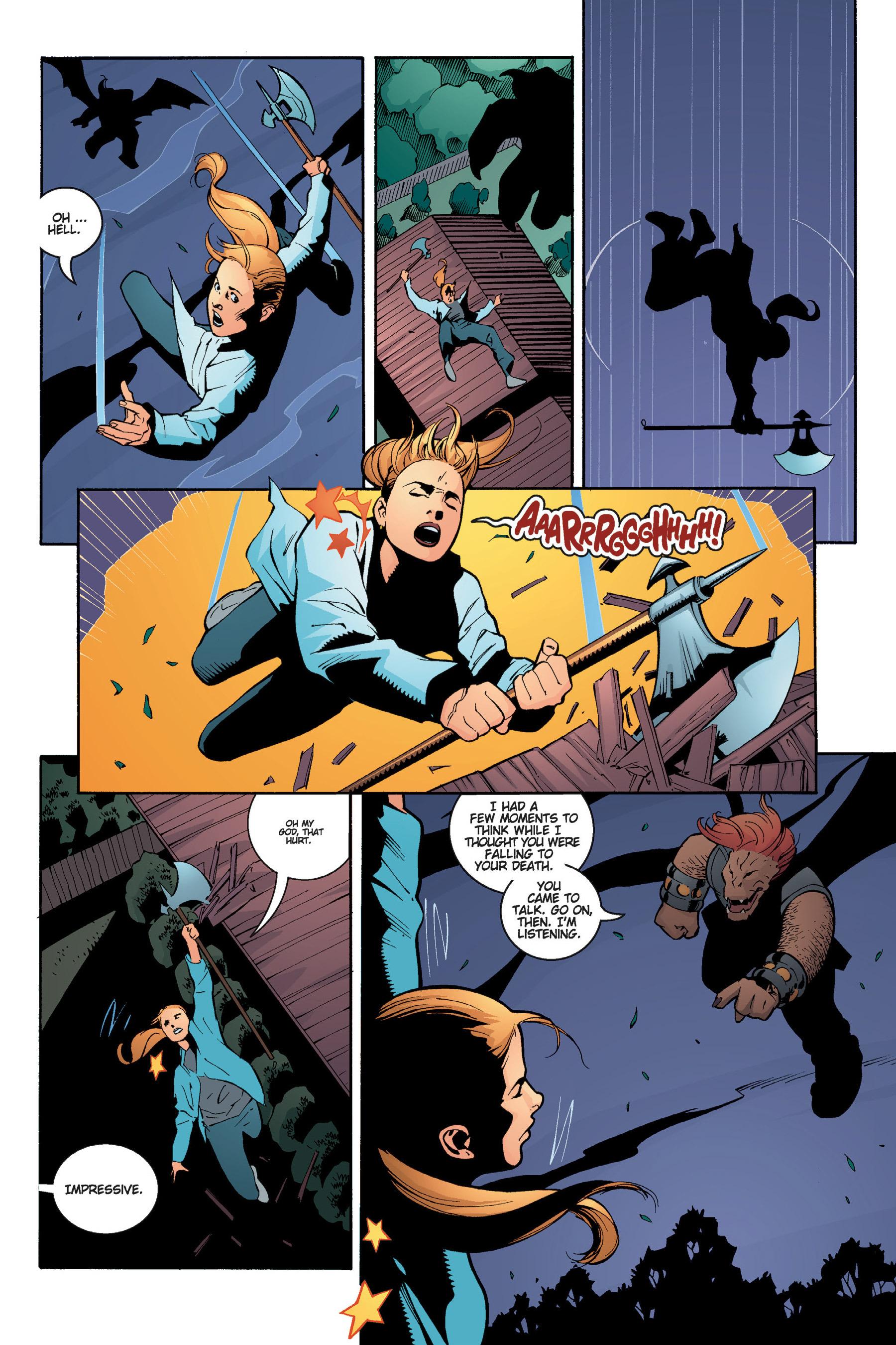 Read online Buffy the Vampire Slayer: Omnibus comic -  Issue # TPB 5 - 194