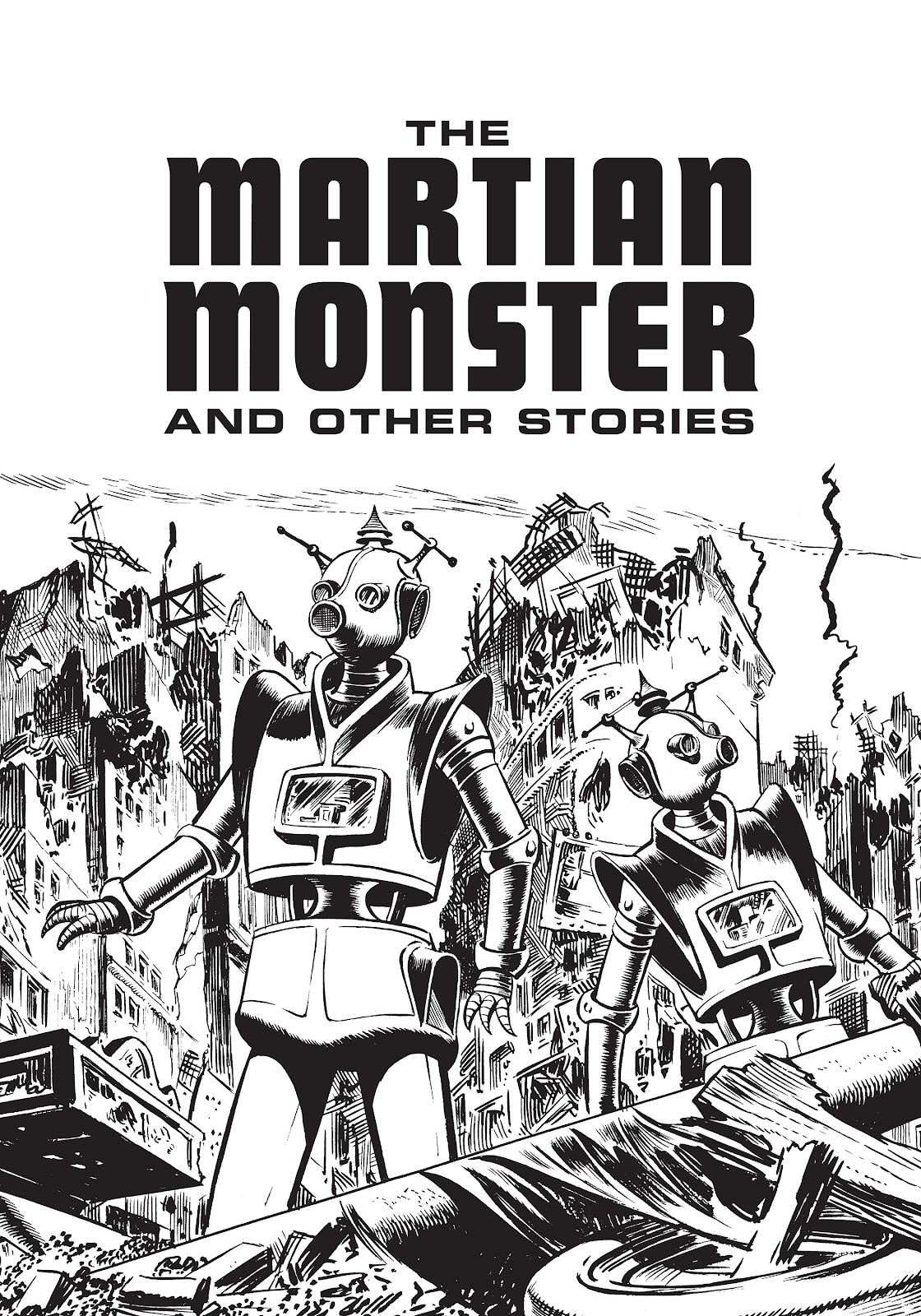 Read online The Martian Monster and Other Stories comic -  Issue # TPB (Part 1) - 2