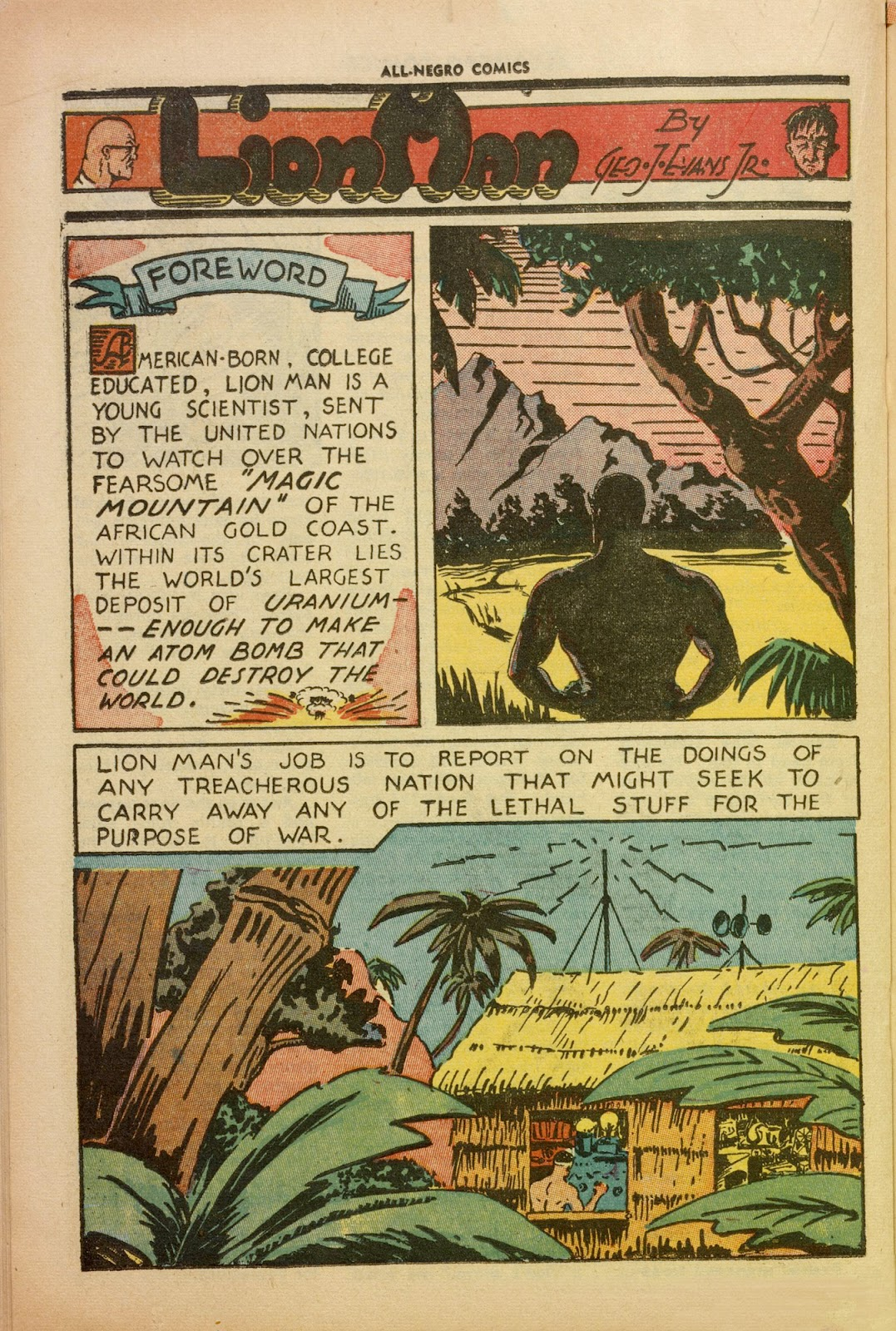 All-Negro Comics issue Full - Page 29
