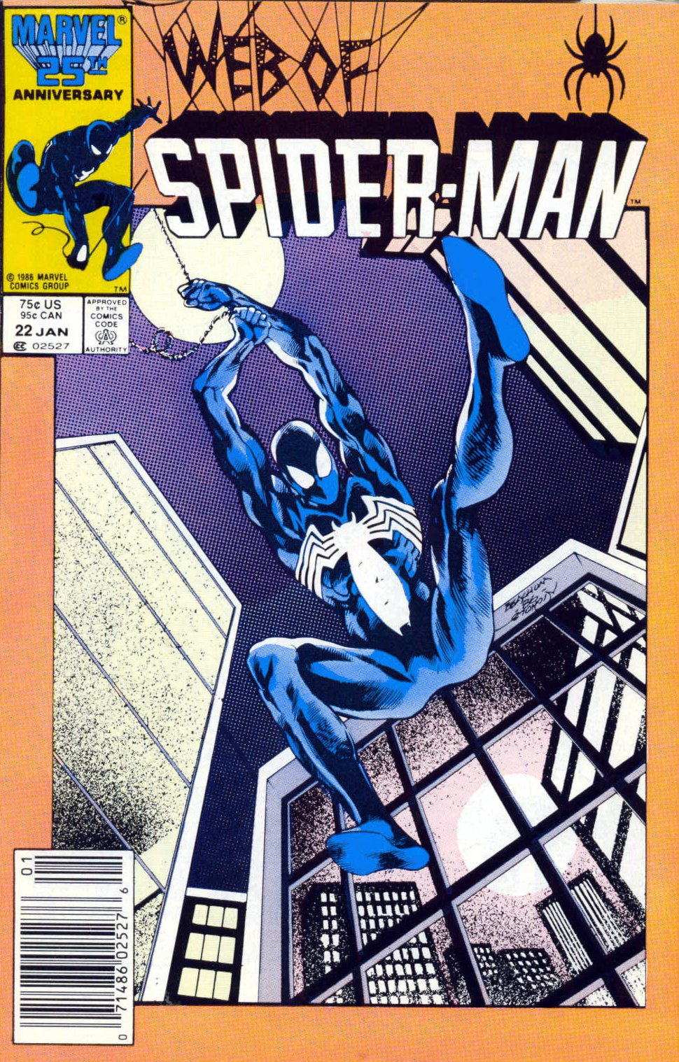 Web of Spider-Man (1985) Issue #22 #32 - English 1