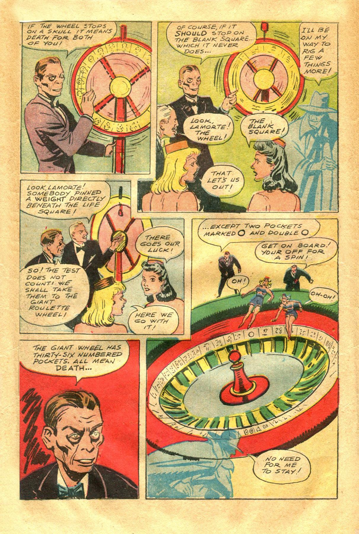 Read online Shadow Comics comic -  Issue #48 - 12