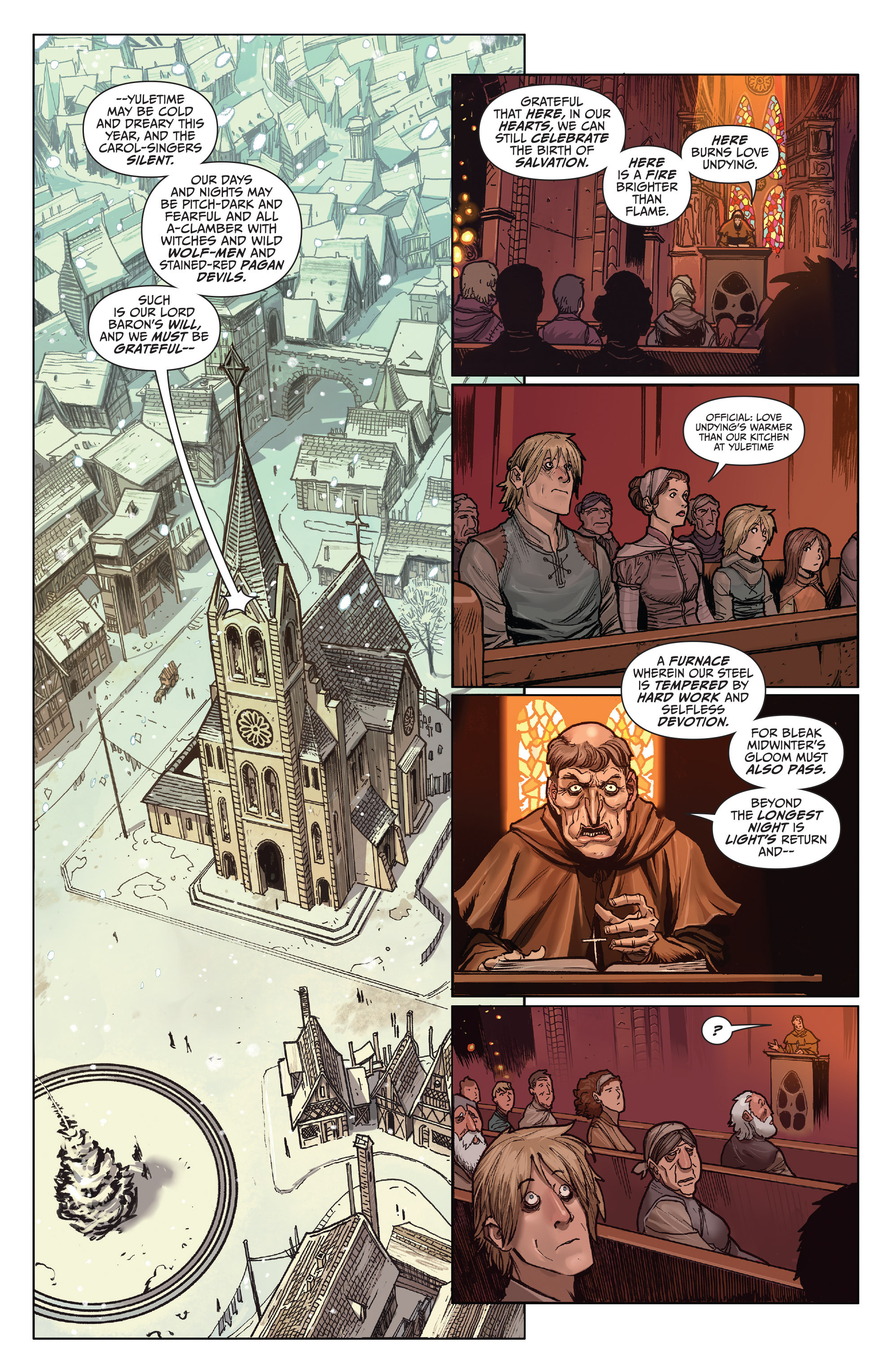 Read online Klaus comic -  Issue #3 - 19