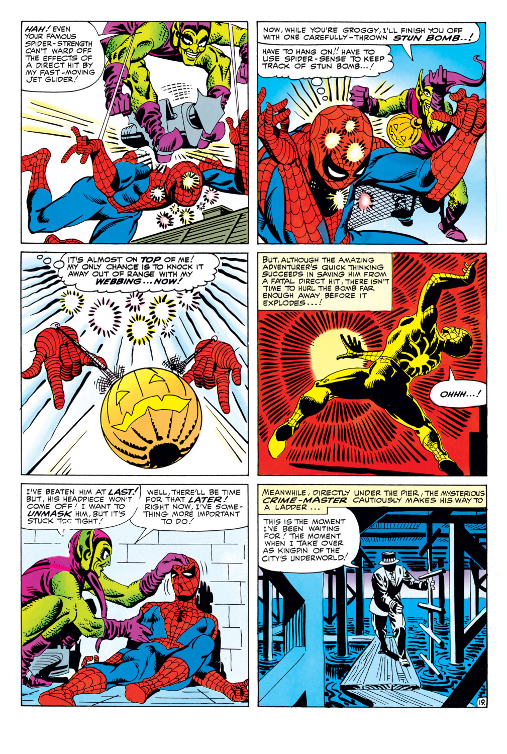 The Amazing Spider-Man (1963) 26 Page 19