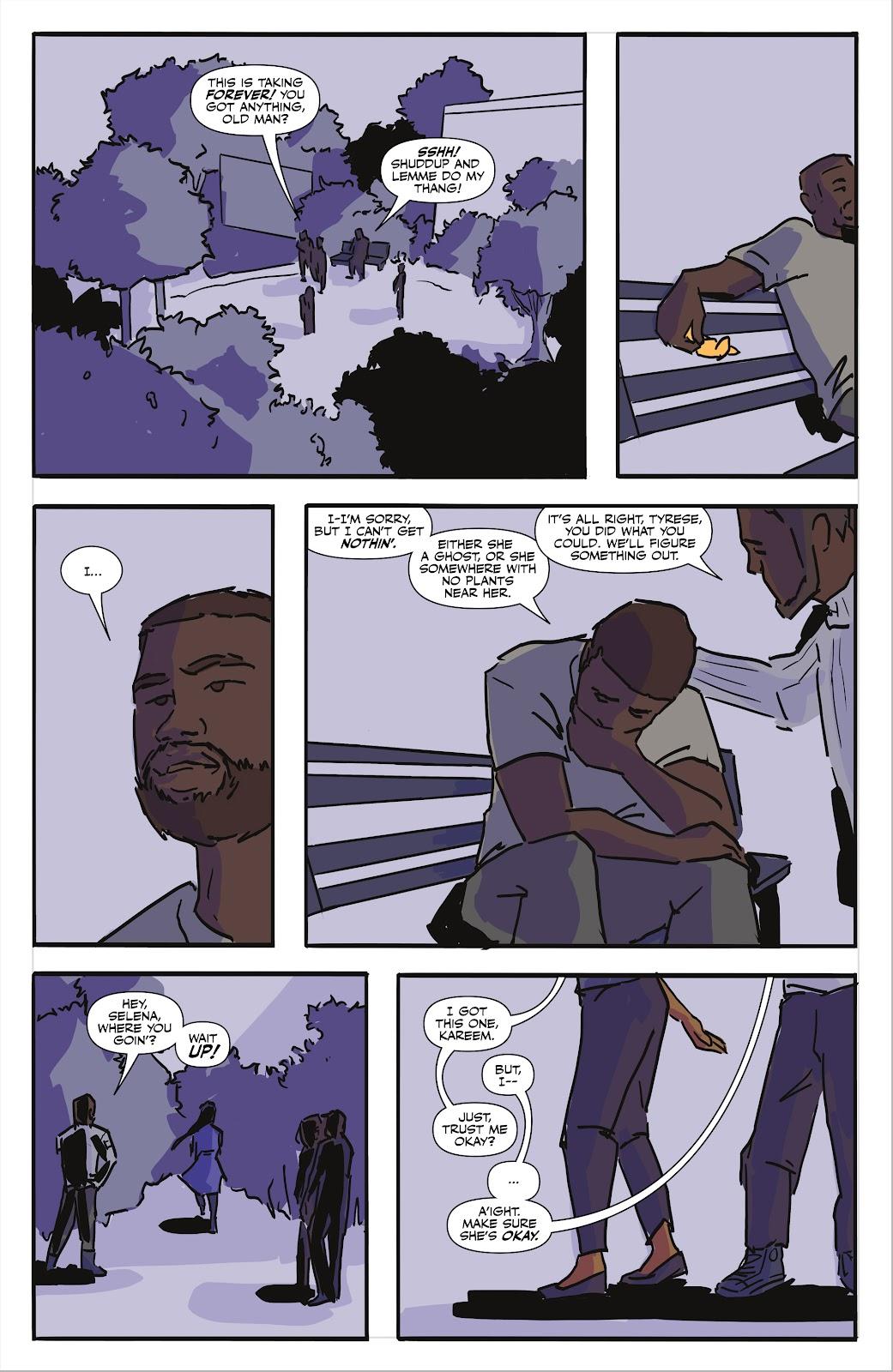 Read online Black (AF): Devil's Dye comic -  Issue #2 - 22