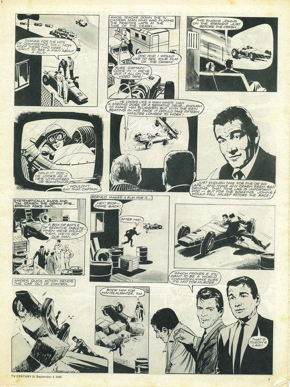 Read online TV Century 21 (TV 21) comic -  Issue #33 - 3