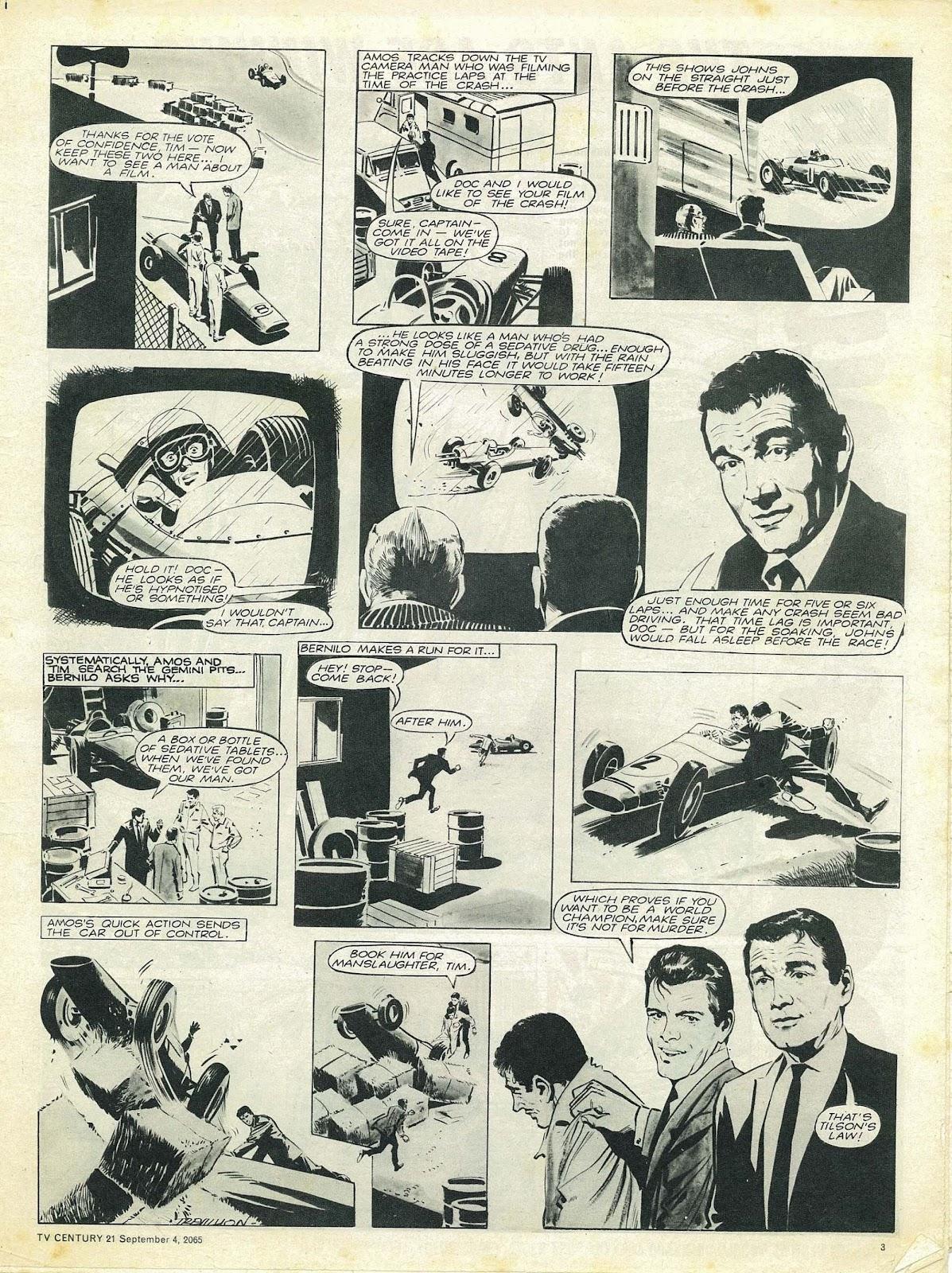 TV Century 21 (TV 21) issue 33 - Page 3
