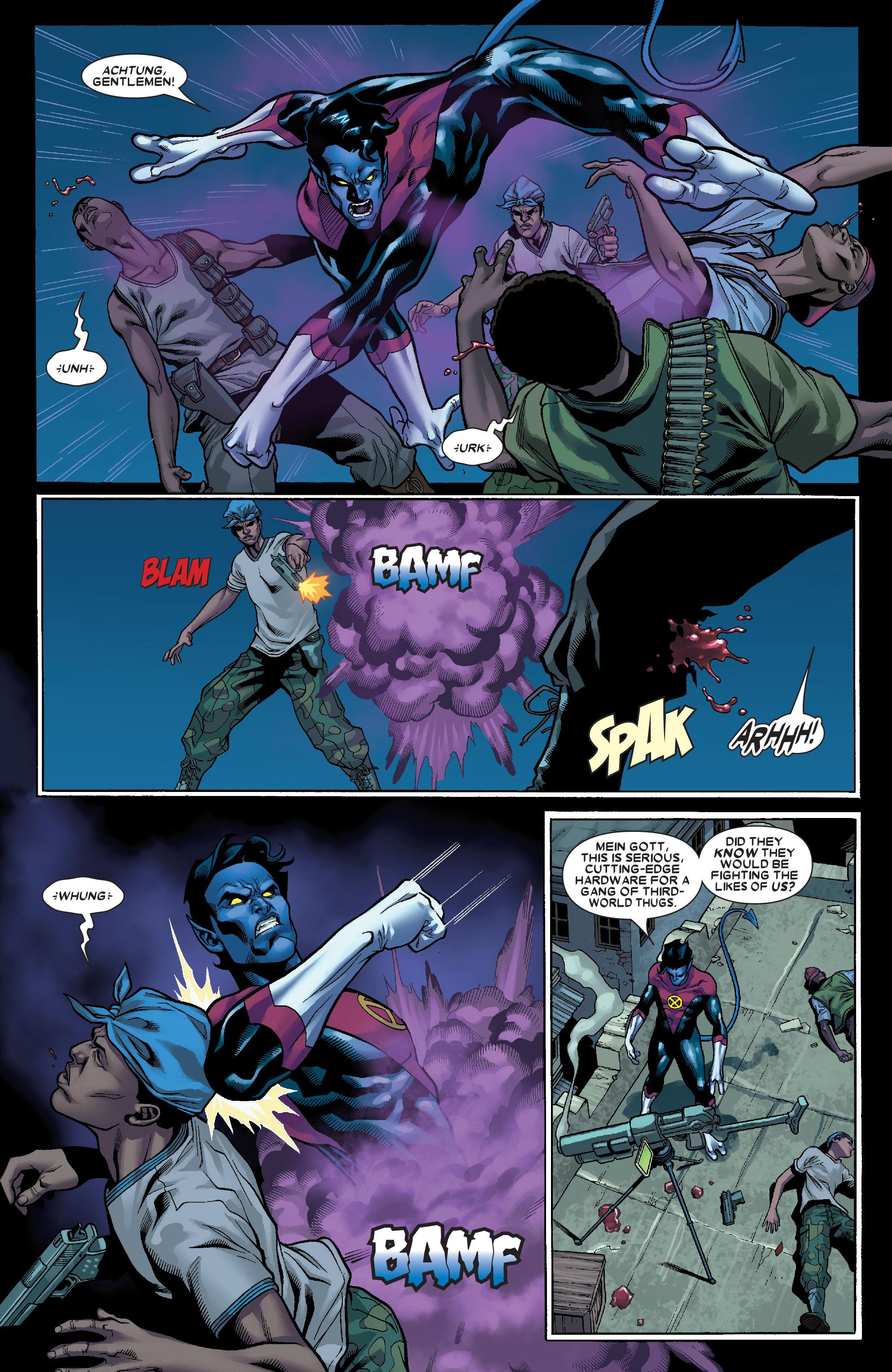 Read online Uncanny X-Men (1963) comic -  Issue # _Annual 1 (2006) - 10