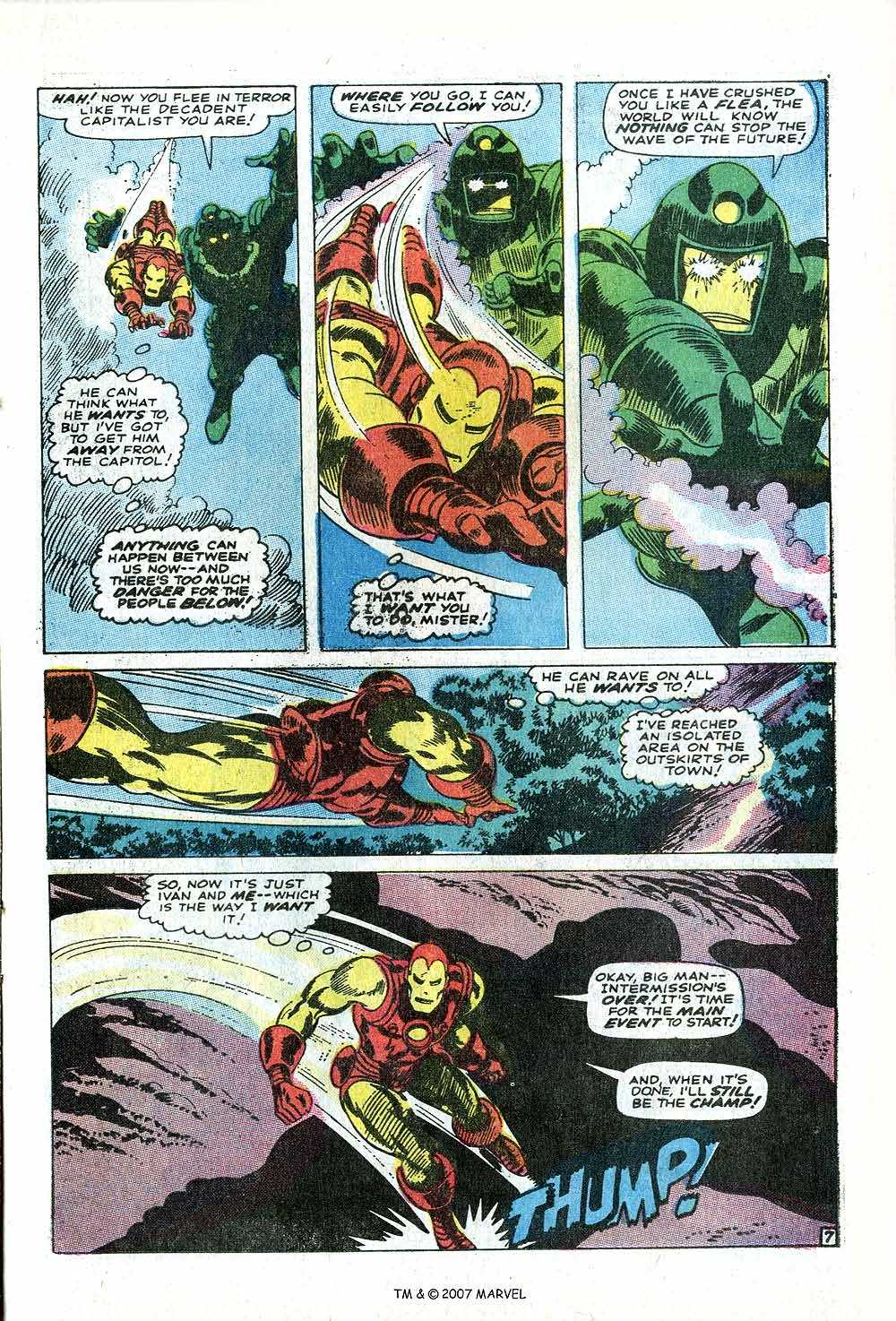 Iron Man Annual issue 2 - Page 41